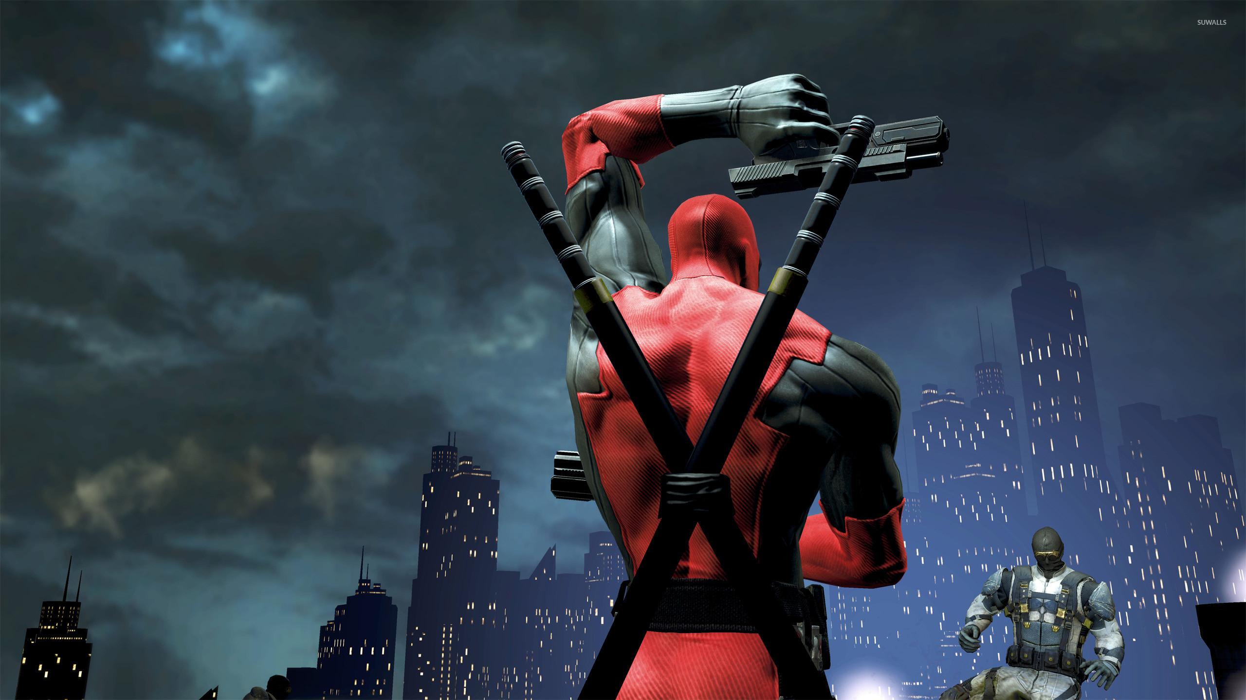 4K Deadpool Wallpaper (56+ images)