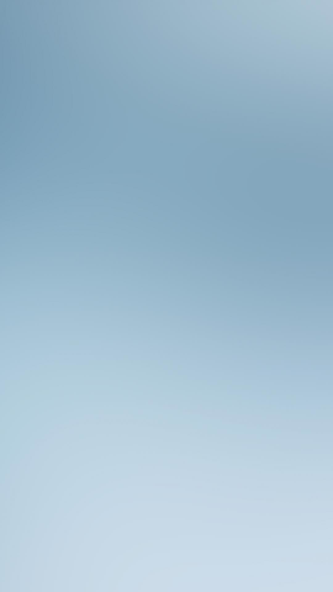 1080x1920 foggy sky blue gradation blur