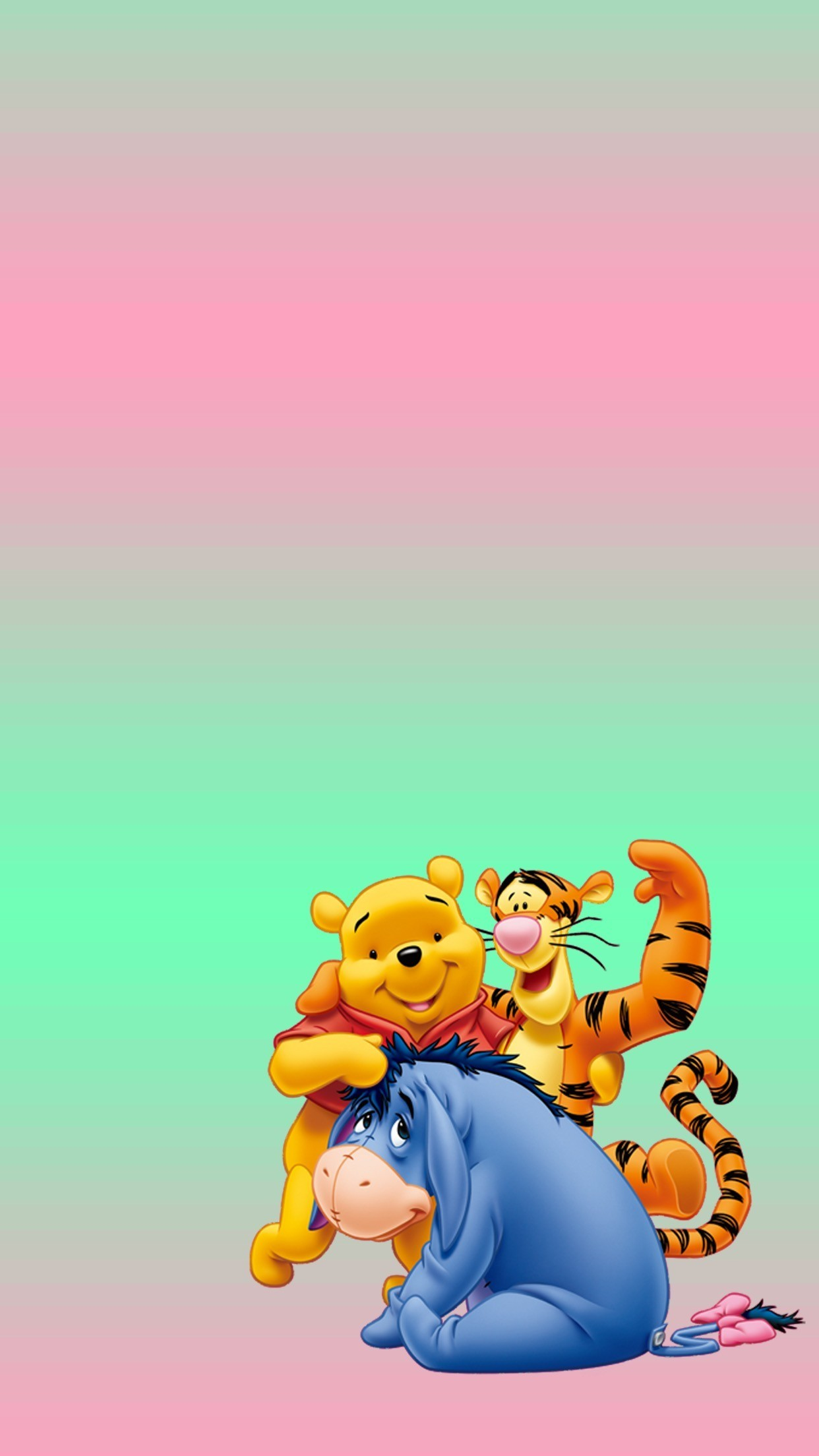 Winnie the pooh christmas wallpaper 46 images - Winnie the pooh and friends wallpaper ...