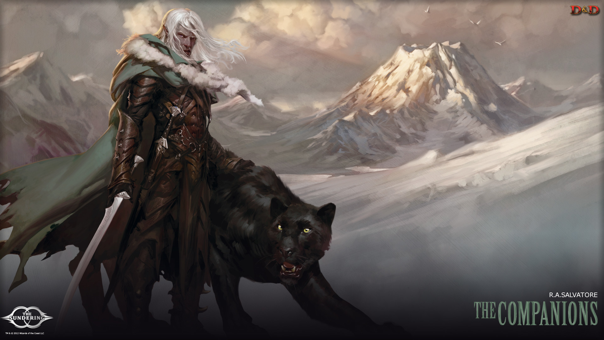 1920x1080 Drizzt Wallpaper  - Viewing Gallery