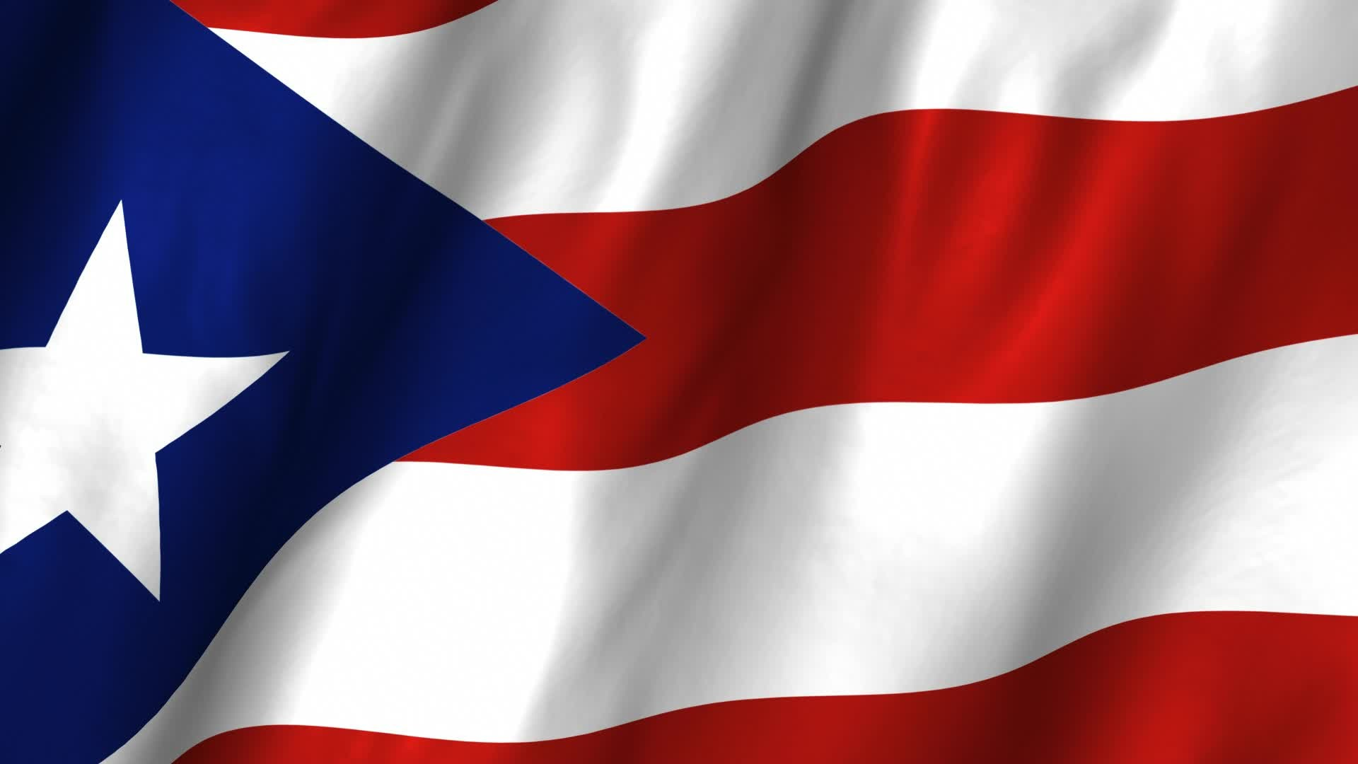 1920x1080 Puerto Rico Flag Desktop Wallpaper 50702