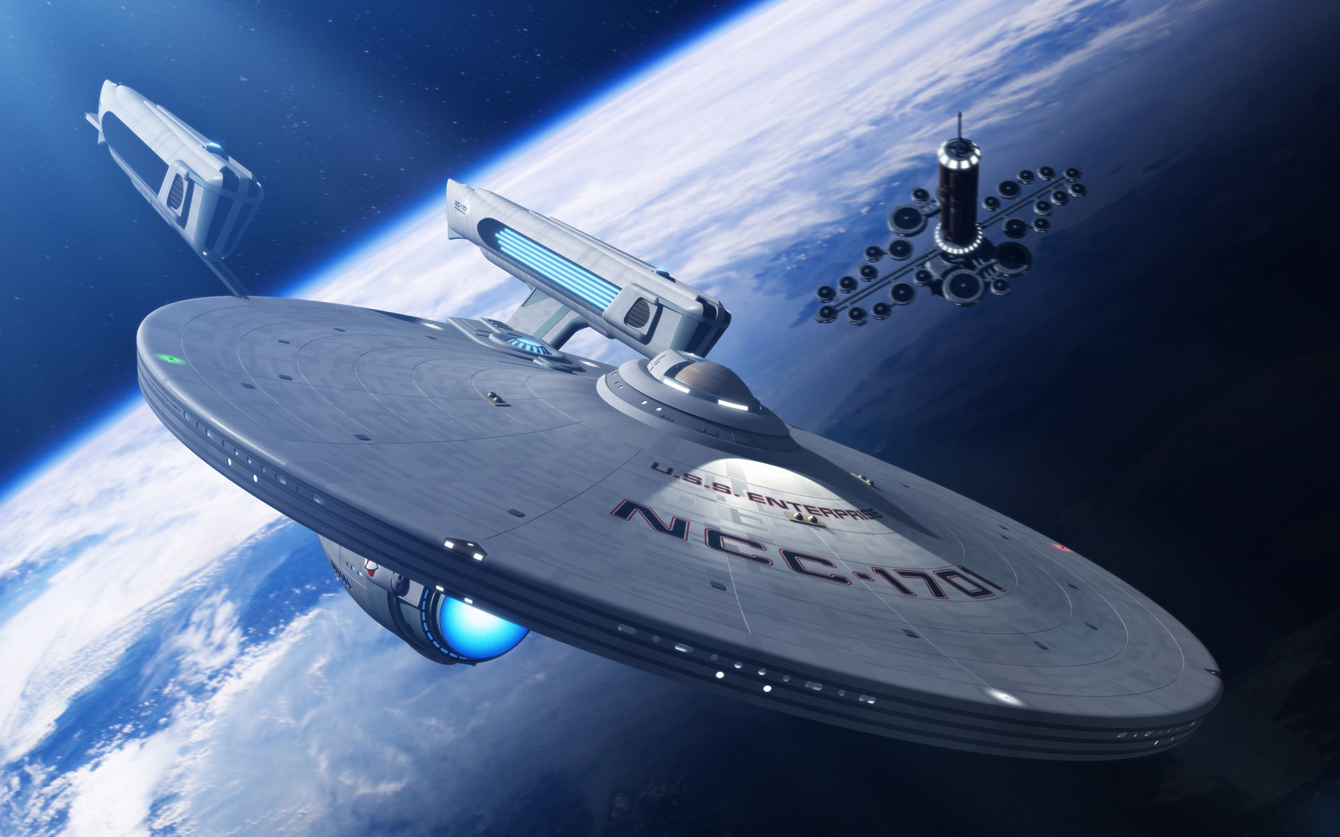 1920x1200 Star Trek Enterprise - Wallpaper ID: 591491672