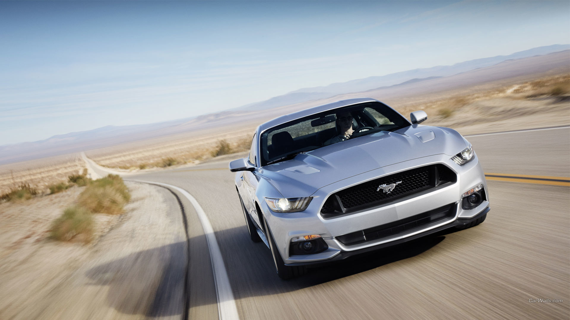 1920x1080 Vehicles - 2015 Ford Mustang GT Wallpaper