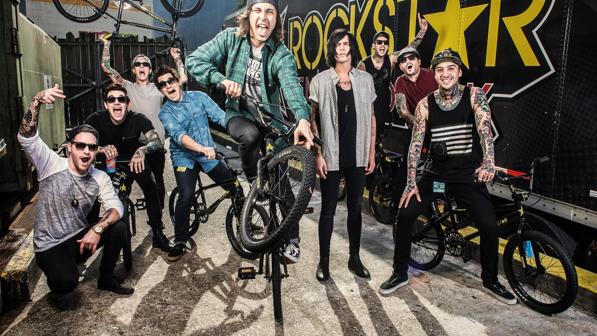 Pierce The Veil Wallpapers 80 Images