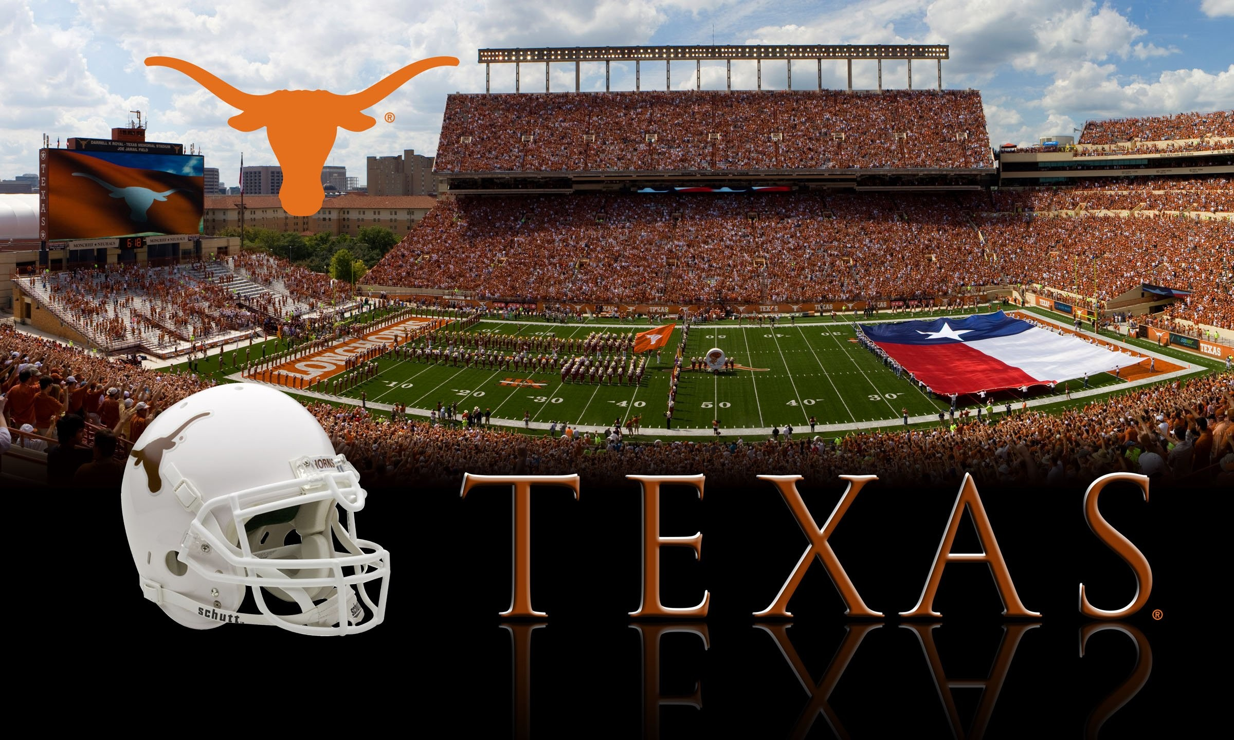 2400x1440 wallpaper.wiki-Texas-Longhorns-Football-Image-HD-PIC-