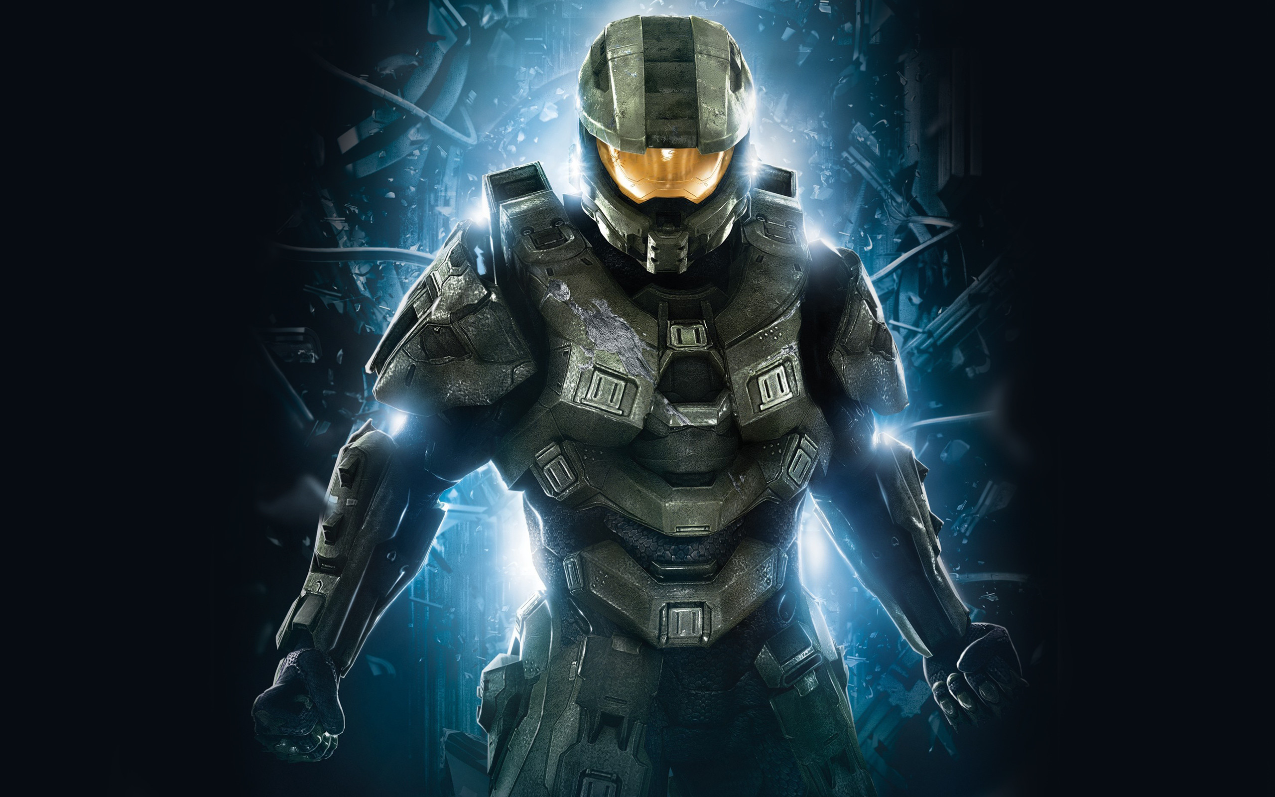 2560x1600 Master Chief in Halo 4 Wallpapers | HD Wallpapers
