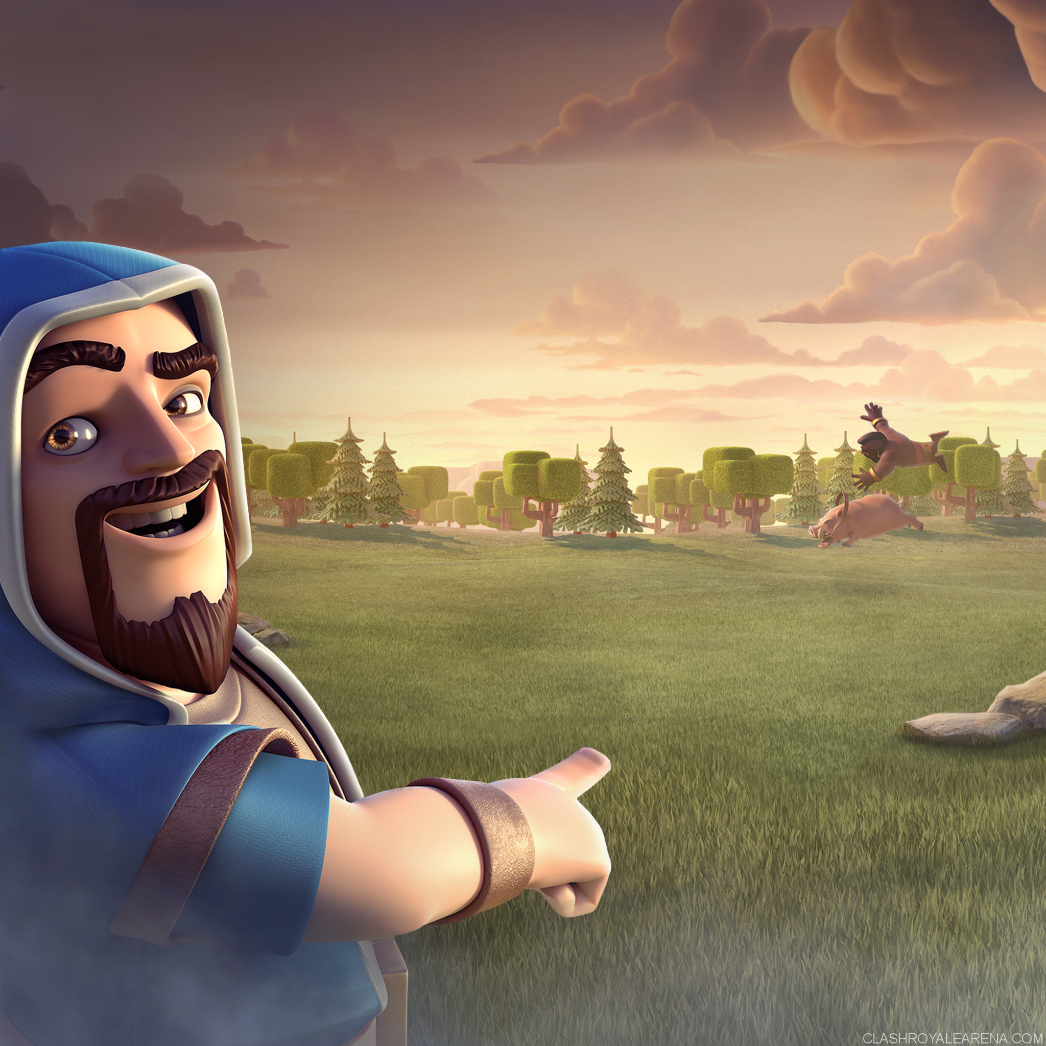 Clash Royale Wallpapers (80+ images)