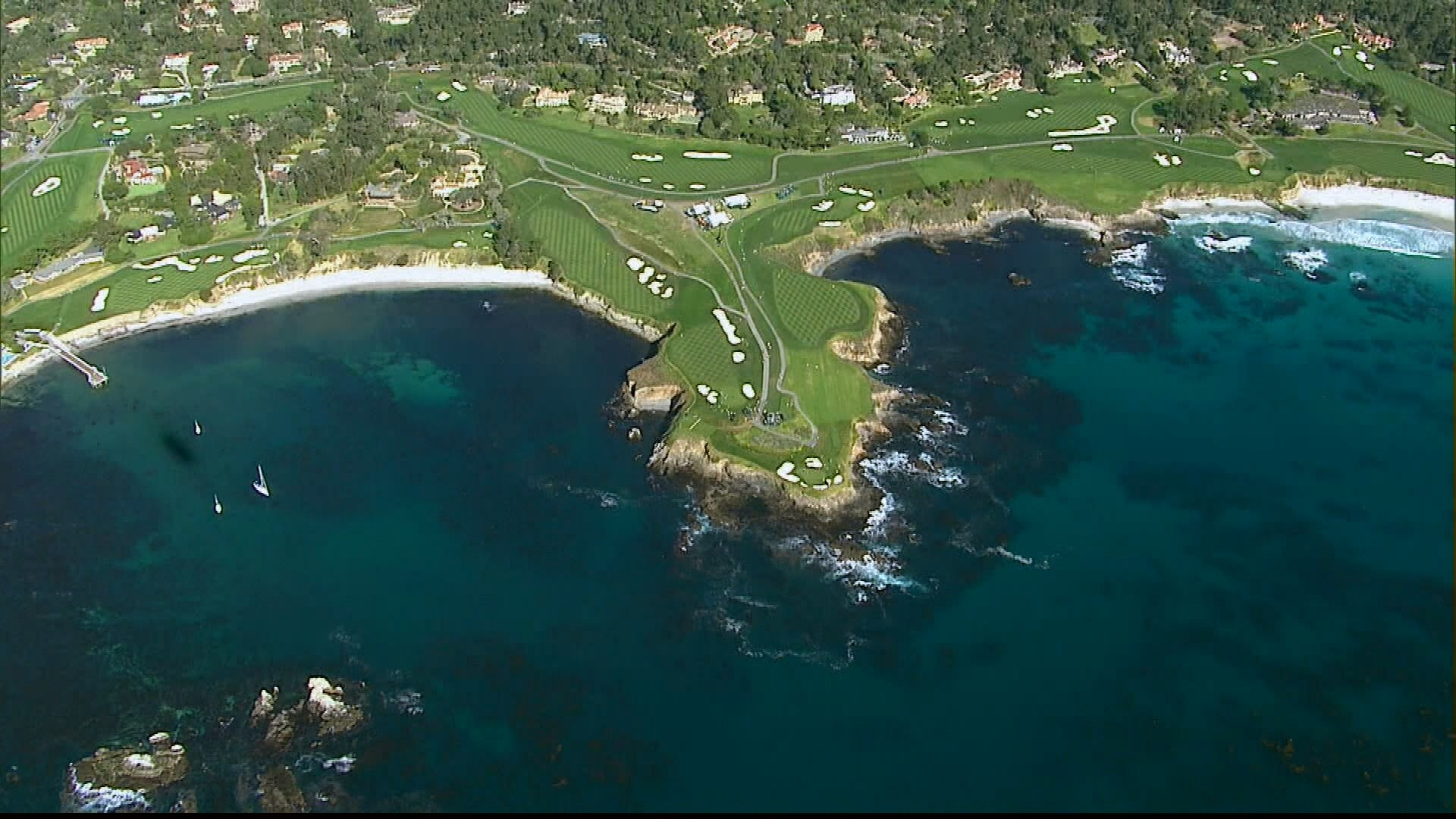 Pebble Beach Wallpaper 54 Images