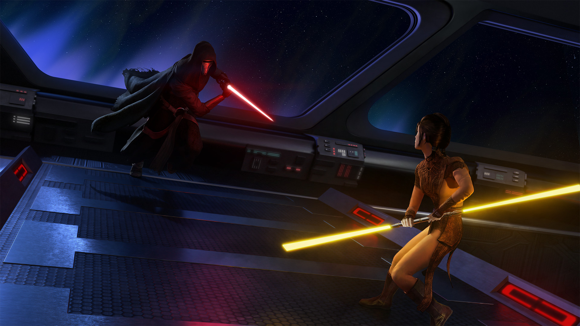 1920x1080 HD Wallpaper | Background ID:826158.  Video Game Star Wars:  Knights of the Old Republic