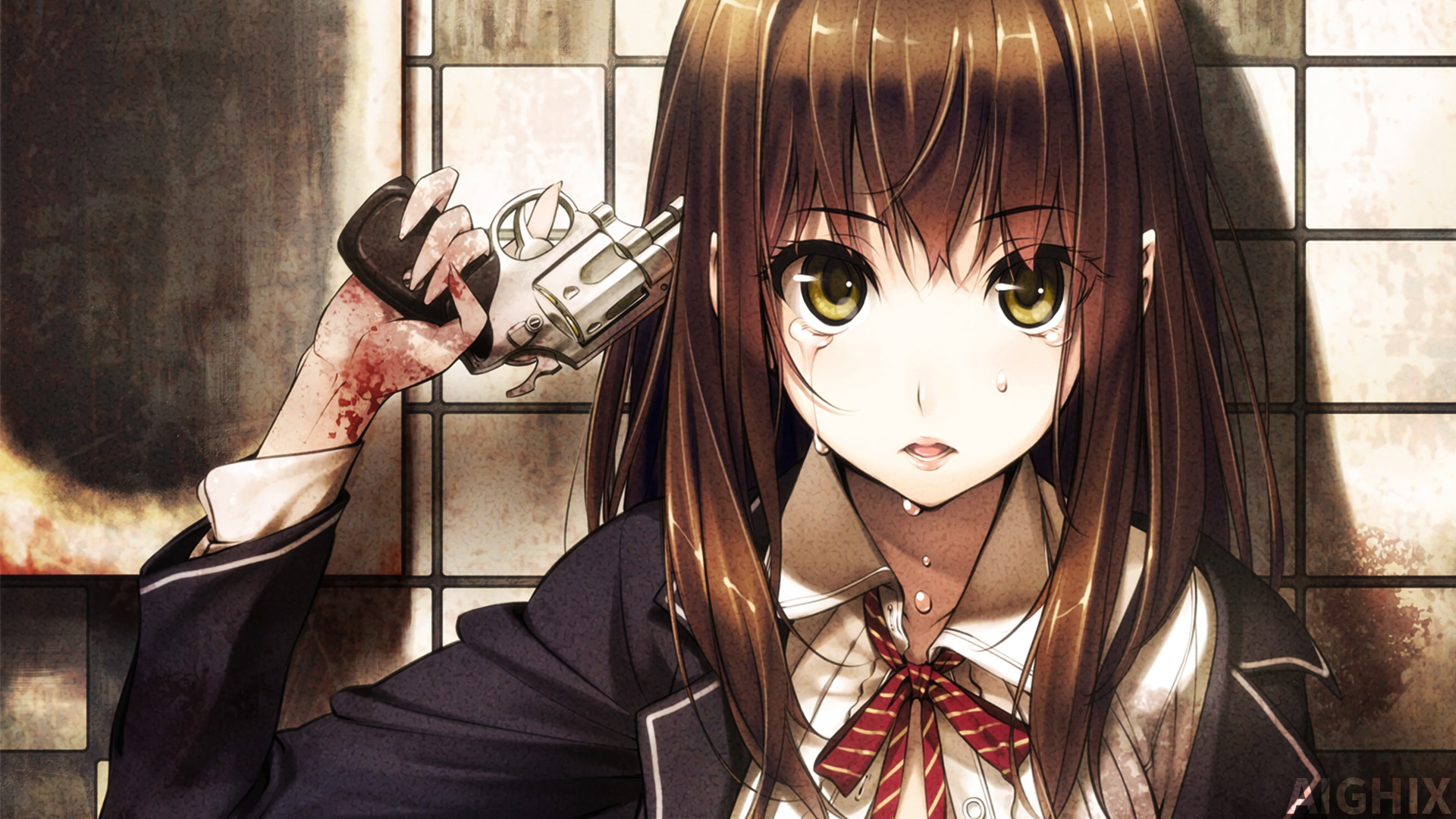 Anime Gun Wallpaper 61 Images