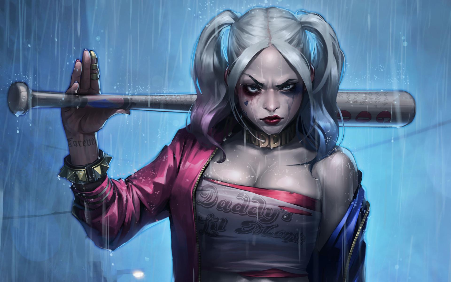 Chibi Harley Quinn Wallpapers 66 Images