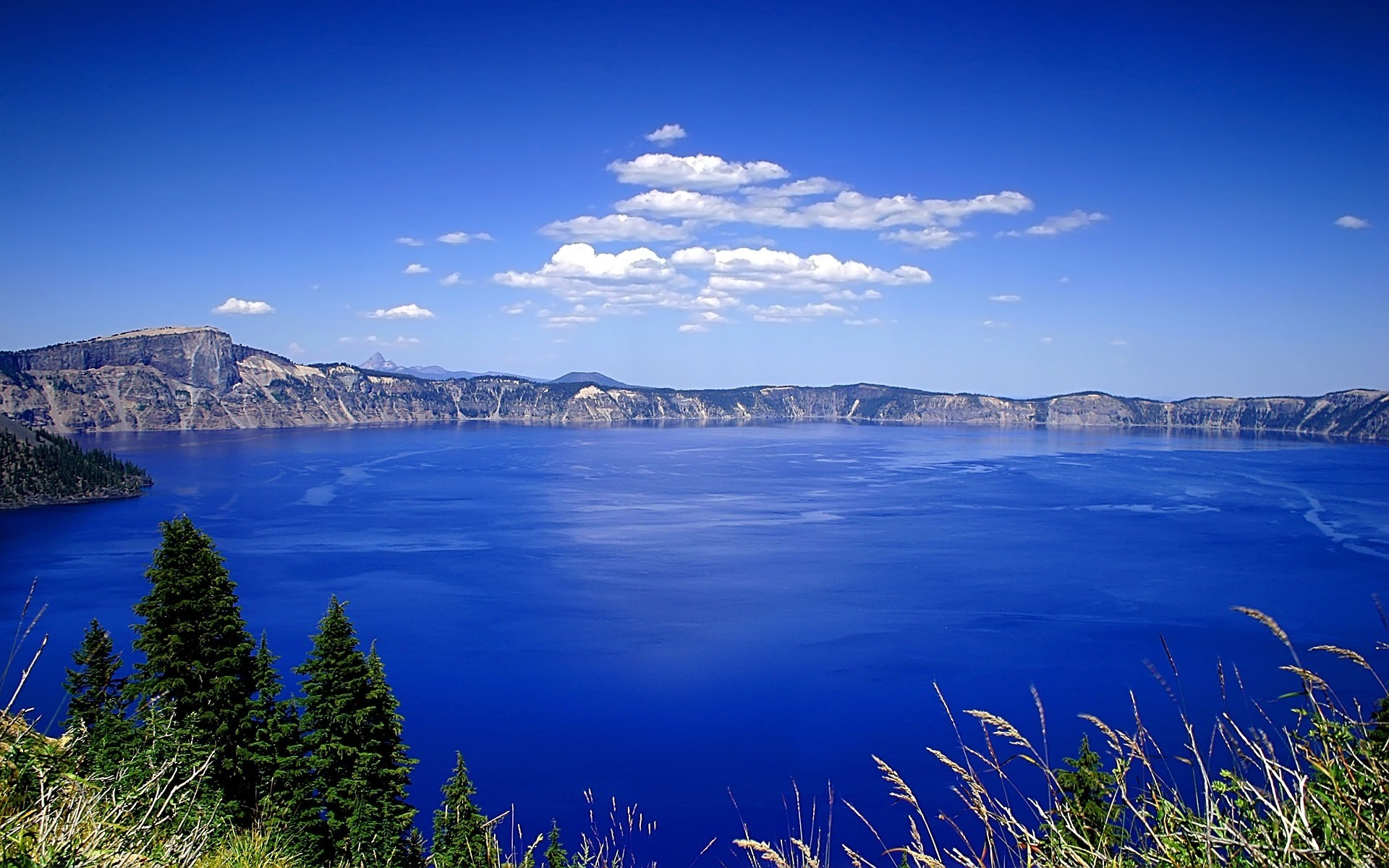 1920x1200 Blue Lake Wallpaper Landscape Nature Wallpapers