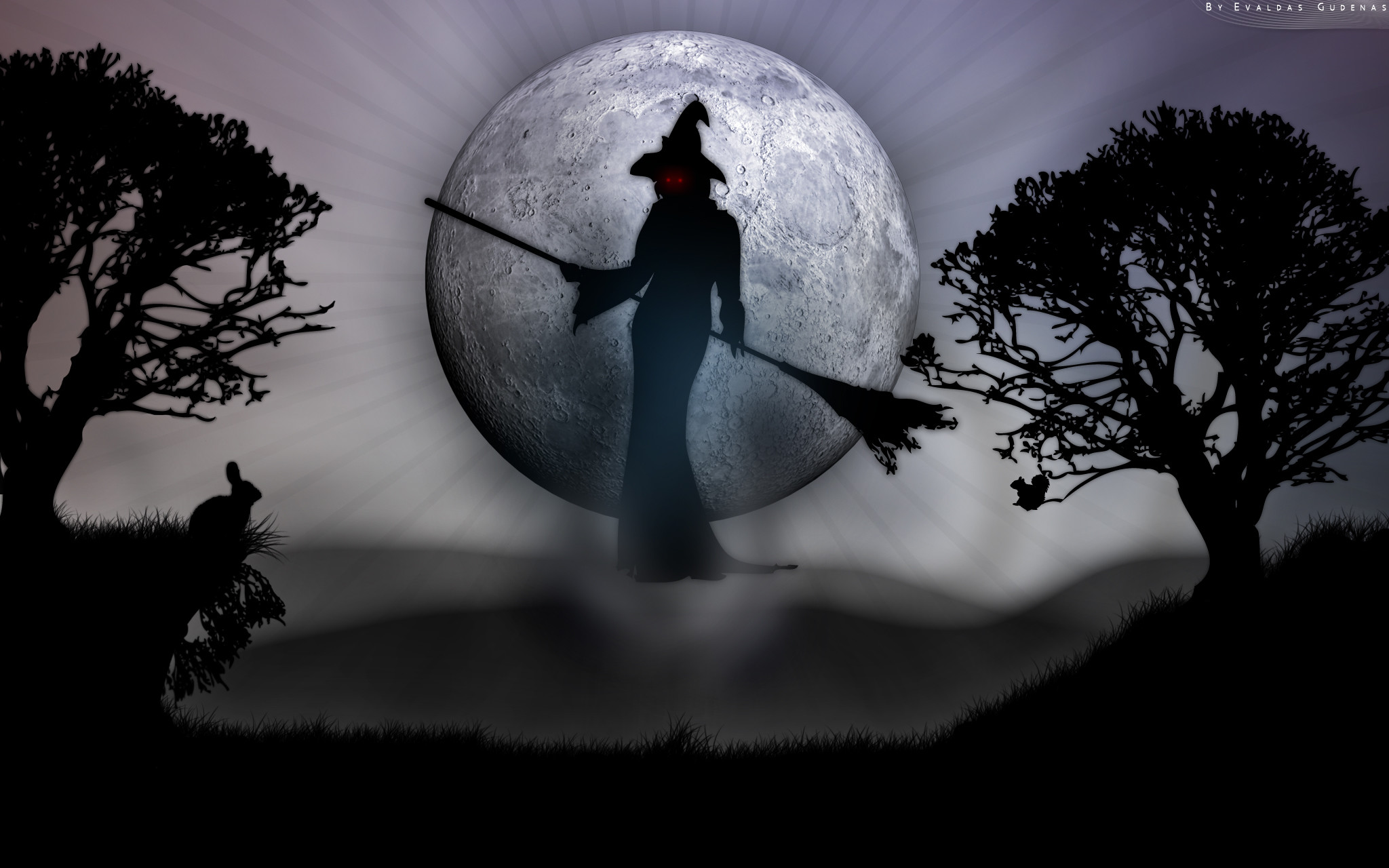 Halloween Witch Wallpapers (58+ images)