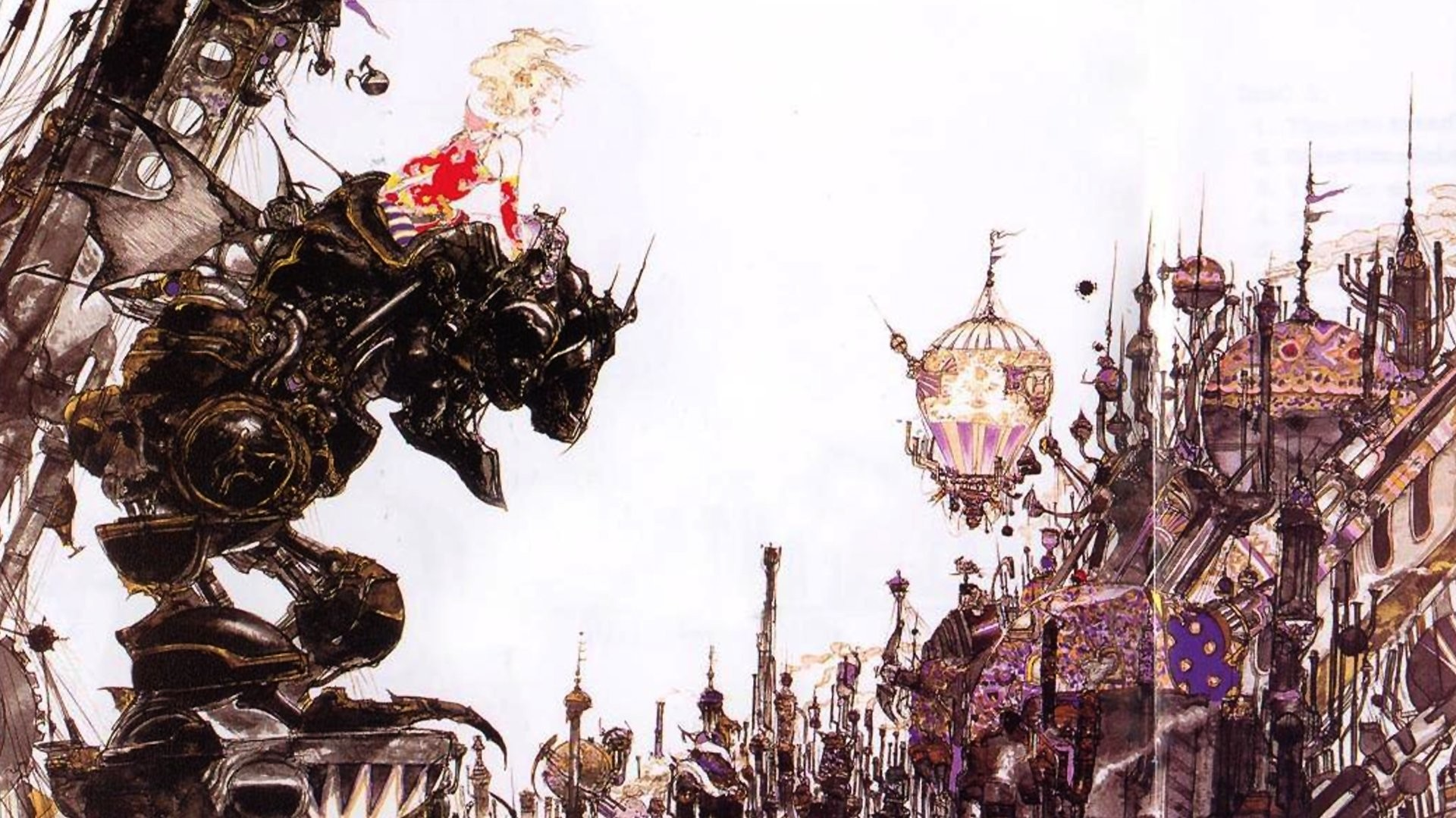 1920x1080 HD Wallpaper | Background ID:599075.  Video Game Final Fantasy VI.  2 Like. Favorite