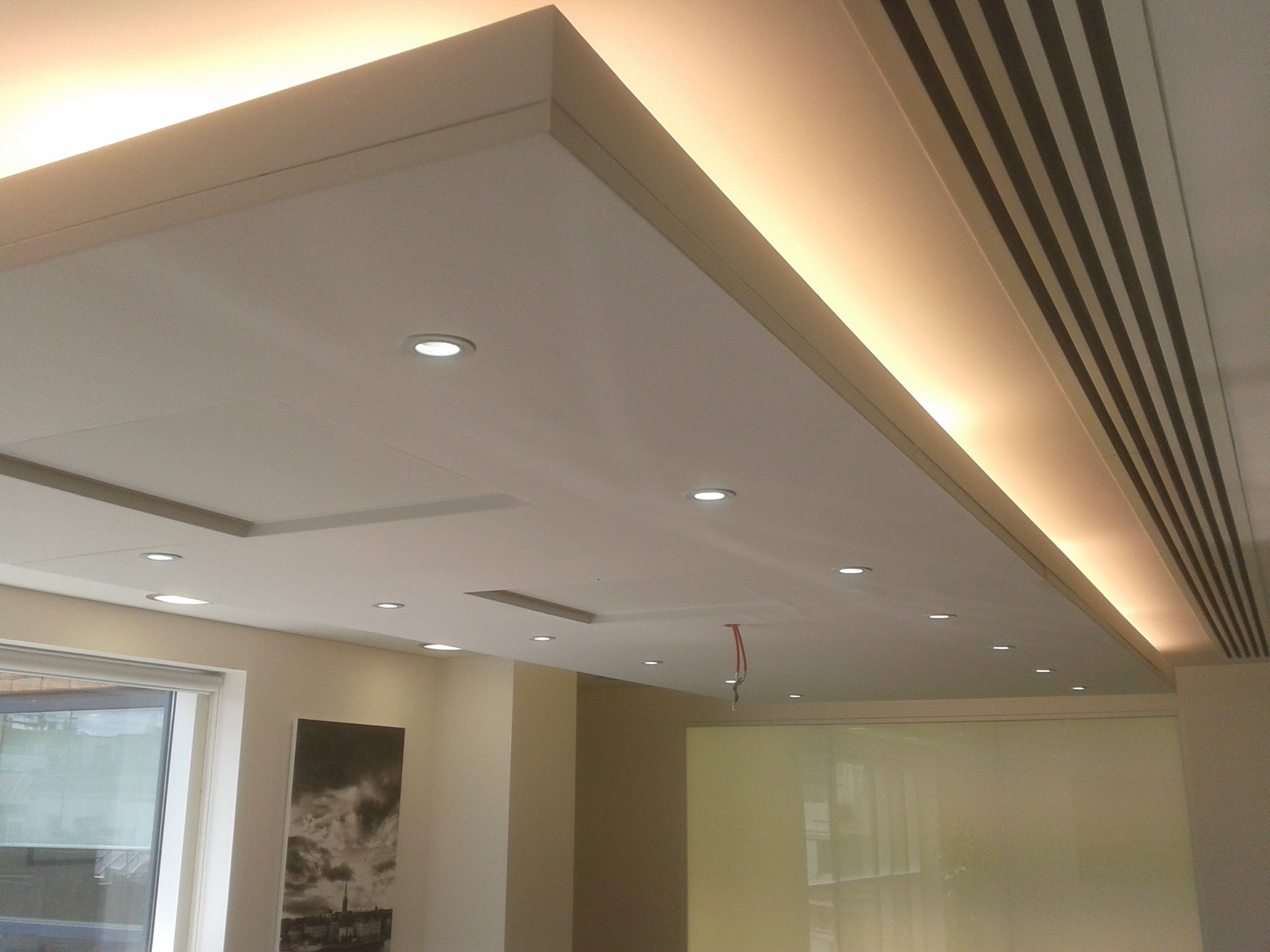 2048x1536 Acoustic Ceiling Application
