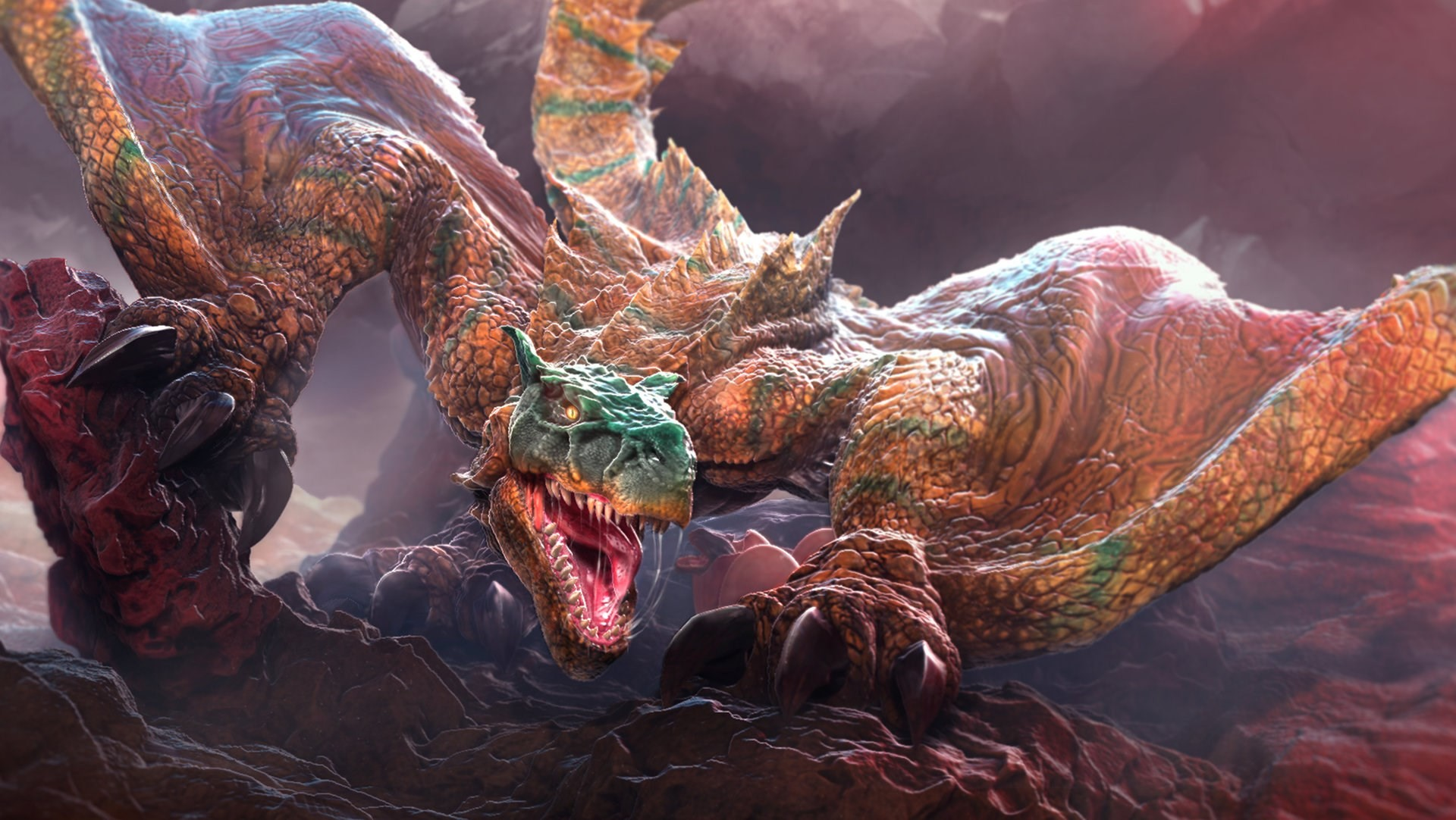 Cool Monster Backgrounds (58+ Images
