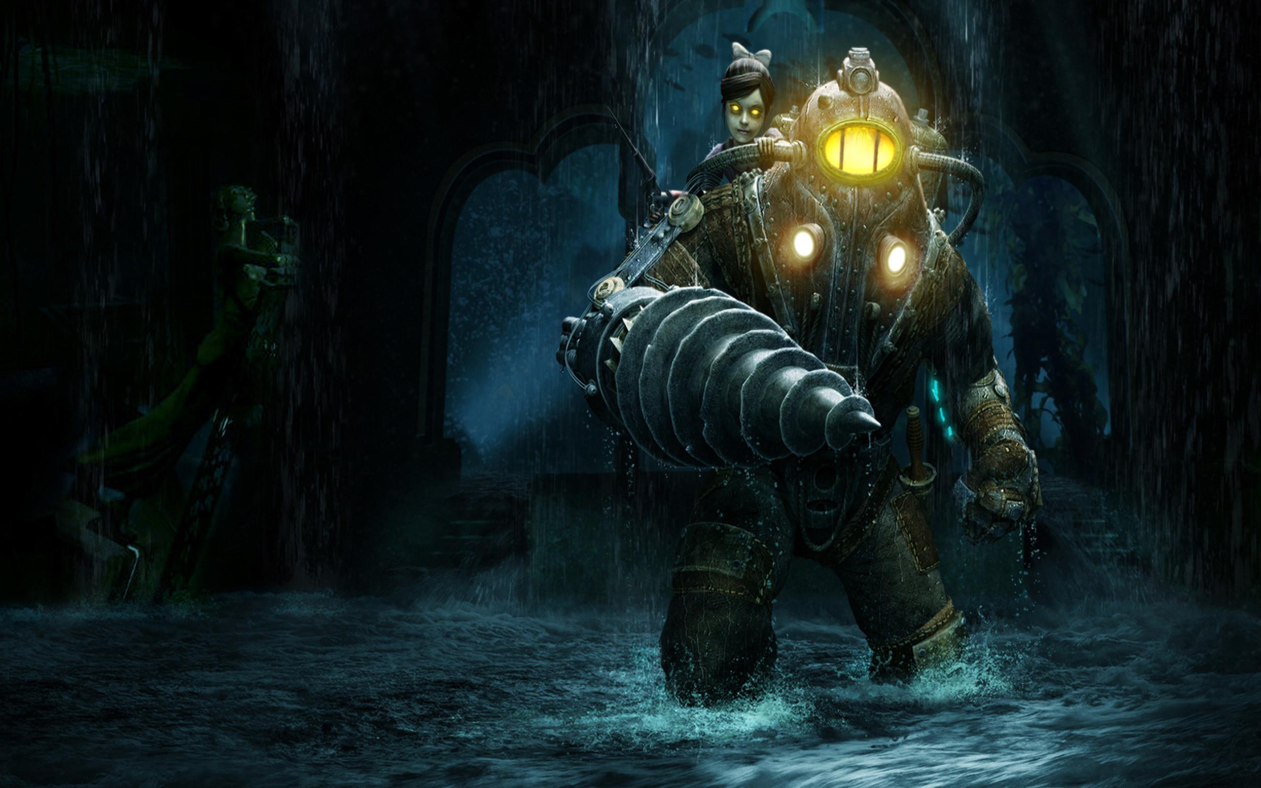 Bioshock 2 Background (80+ images)