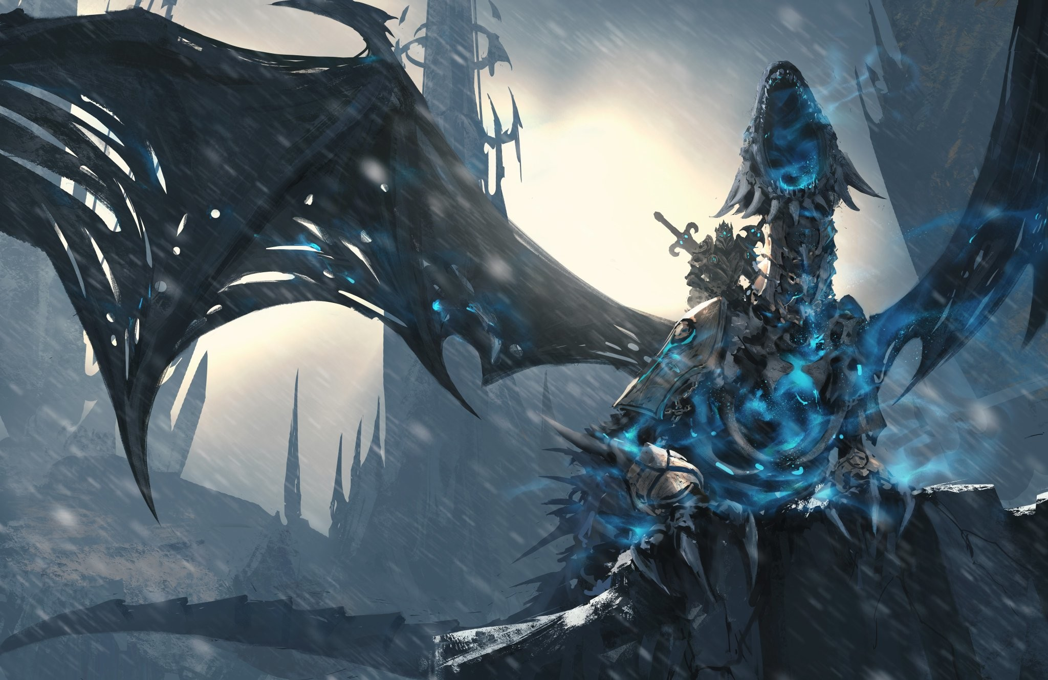Lich King Wallpaper (74+ Images