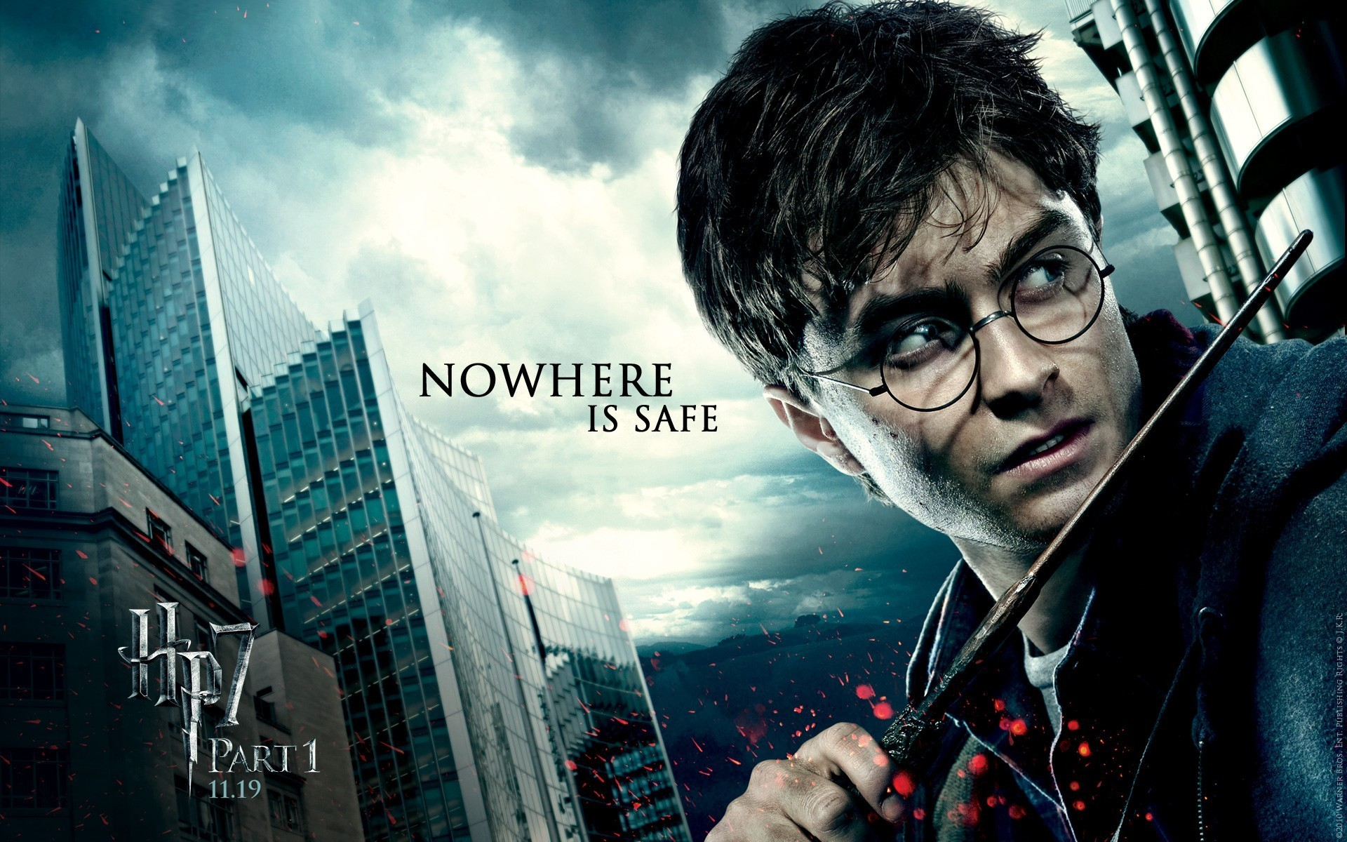 1920x1080 Free Hd Harry Potter Wallpapers Download