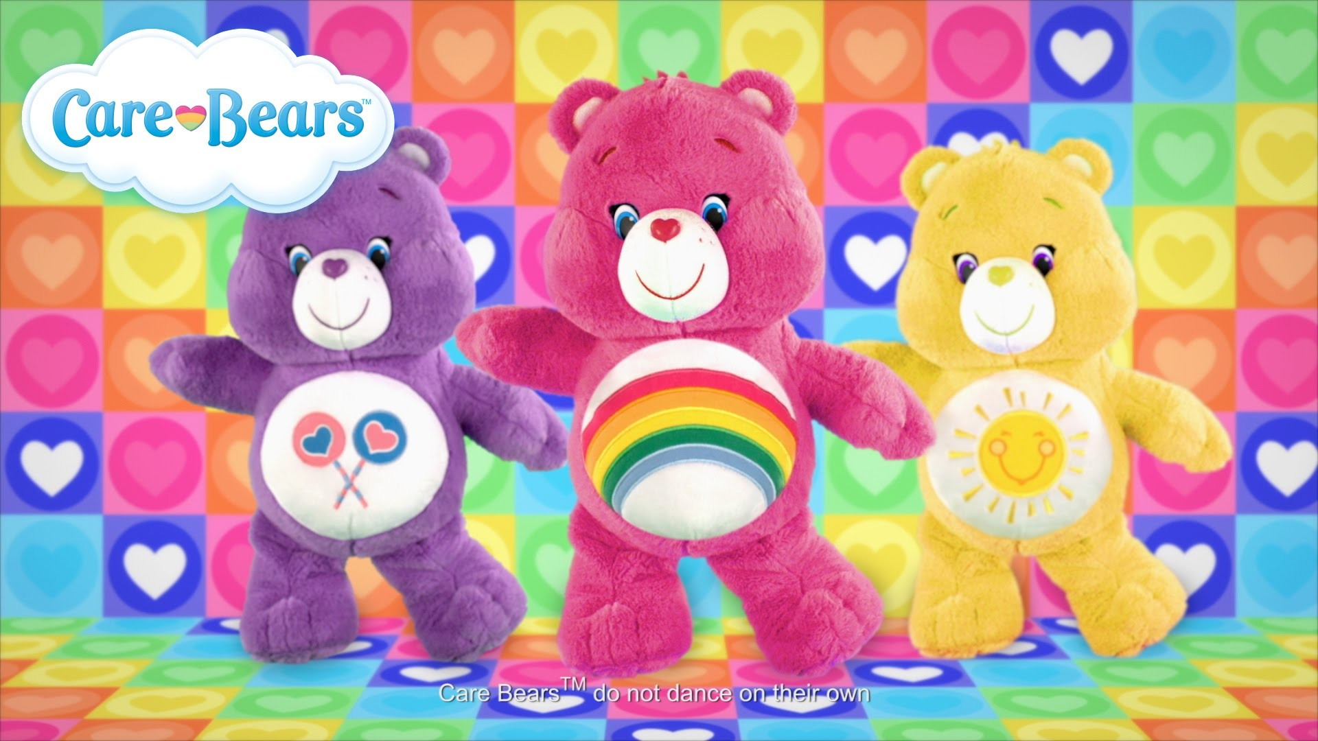 1920x1080 the care bears Wallpaper and Background | 1440x900 | ID:491793