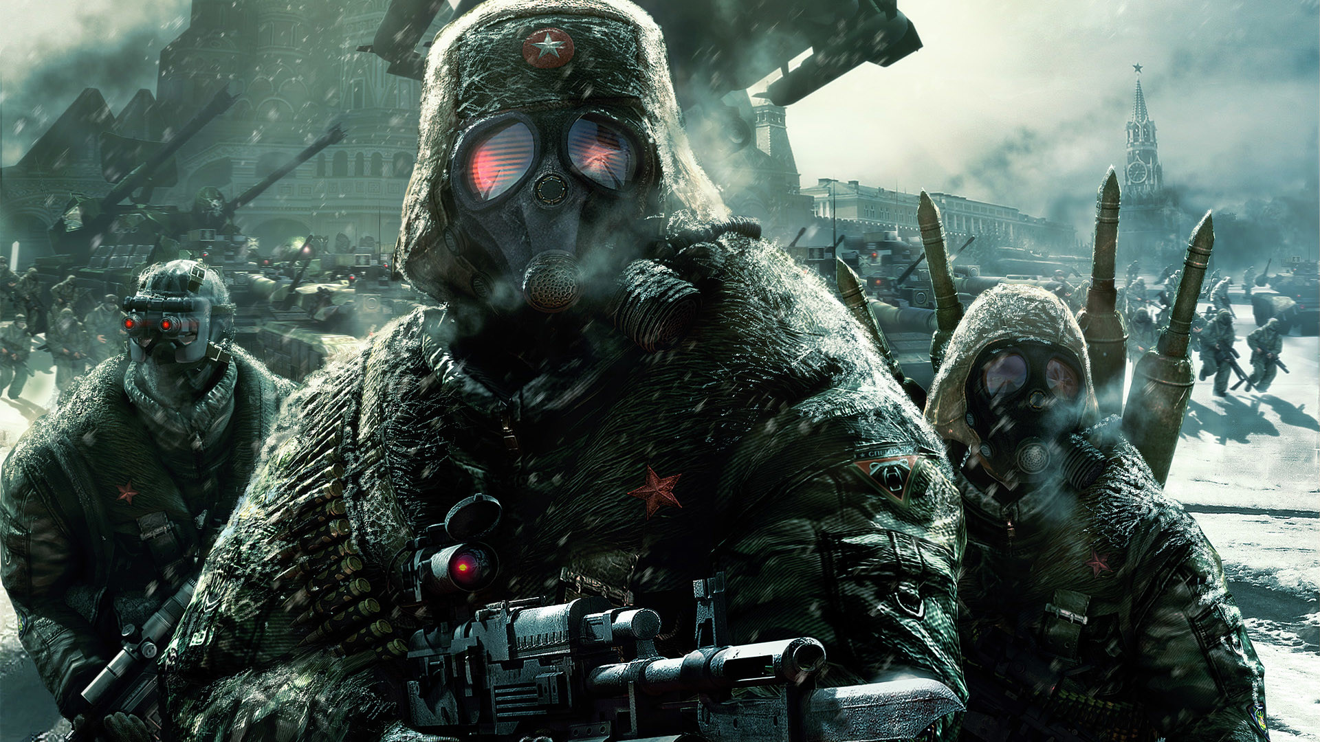 Resident Evil Operation Raccoon City Wallpaper 1080p 69 Images
