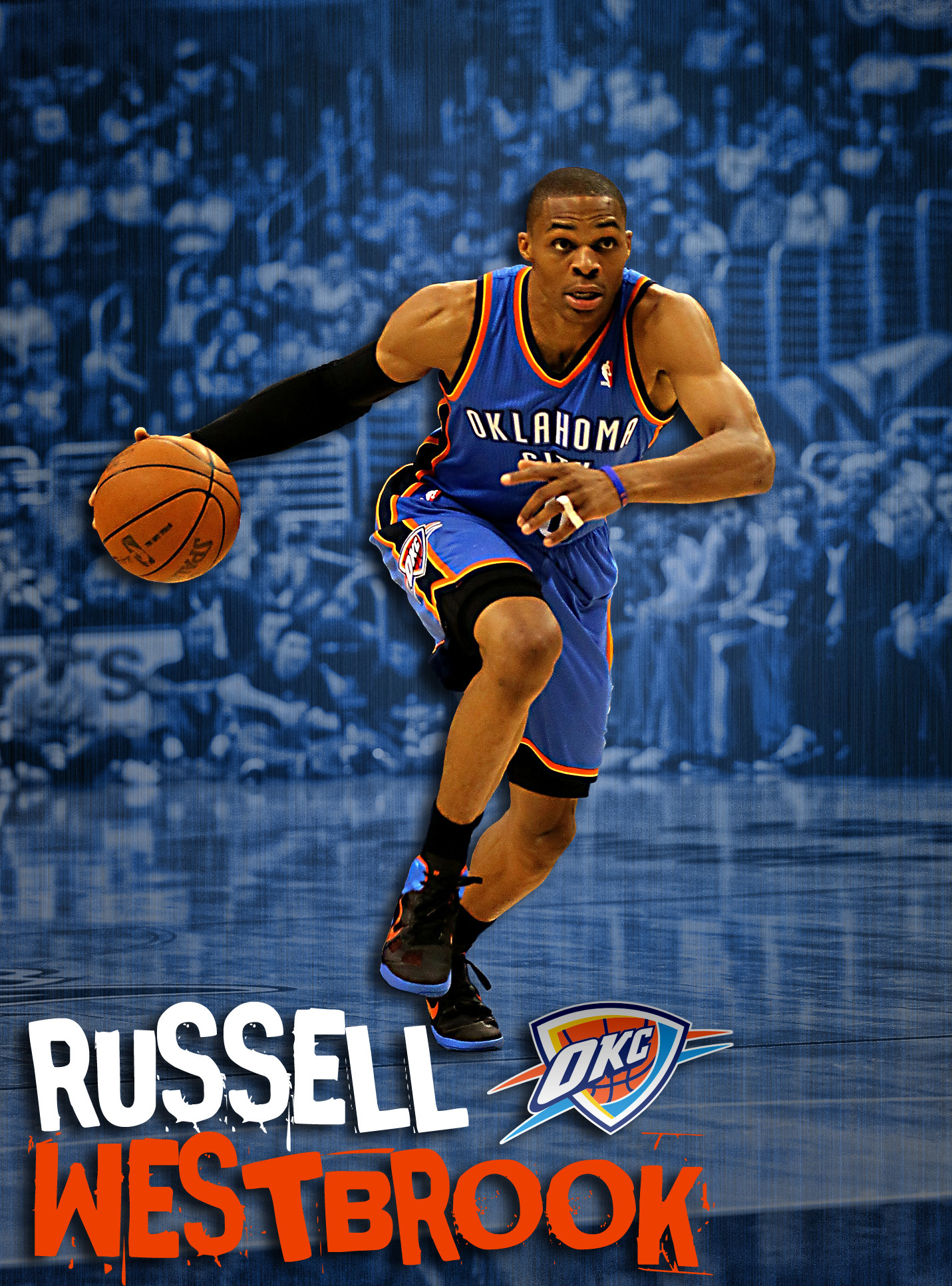 Russell Westbrook Dunking Wallpaper HD (73+ images)