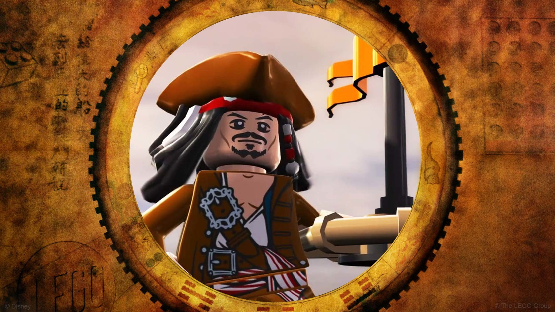 1920x1080 LEGO Pirates of the Caribbean: The Video Game HD Wallpapers