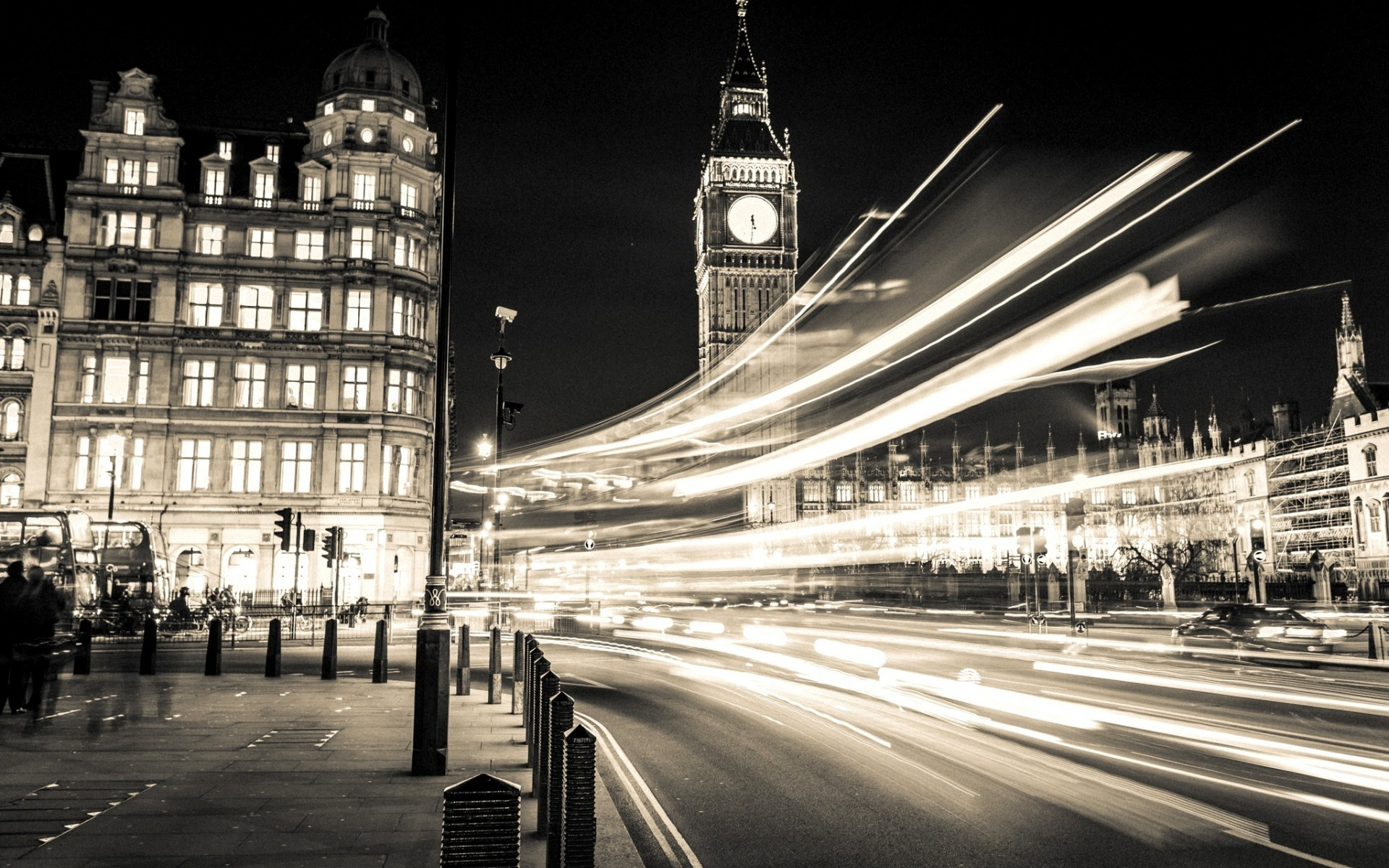 [47+] Black and White London Wallpaper on WallpaperSafari |London Skyline Wallpaper Black White