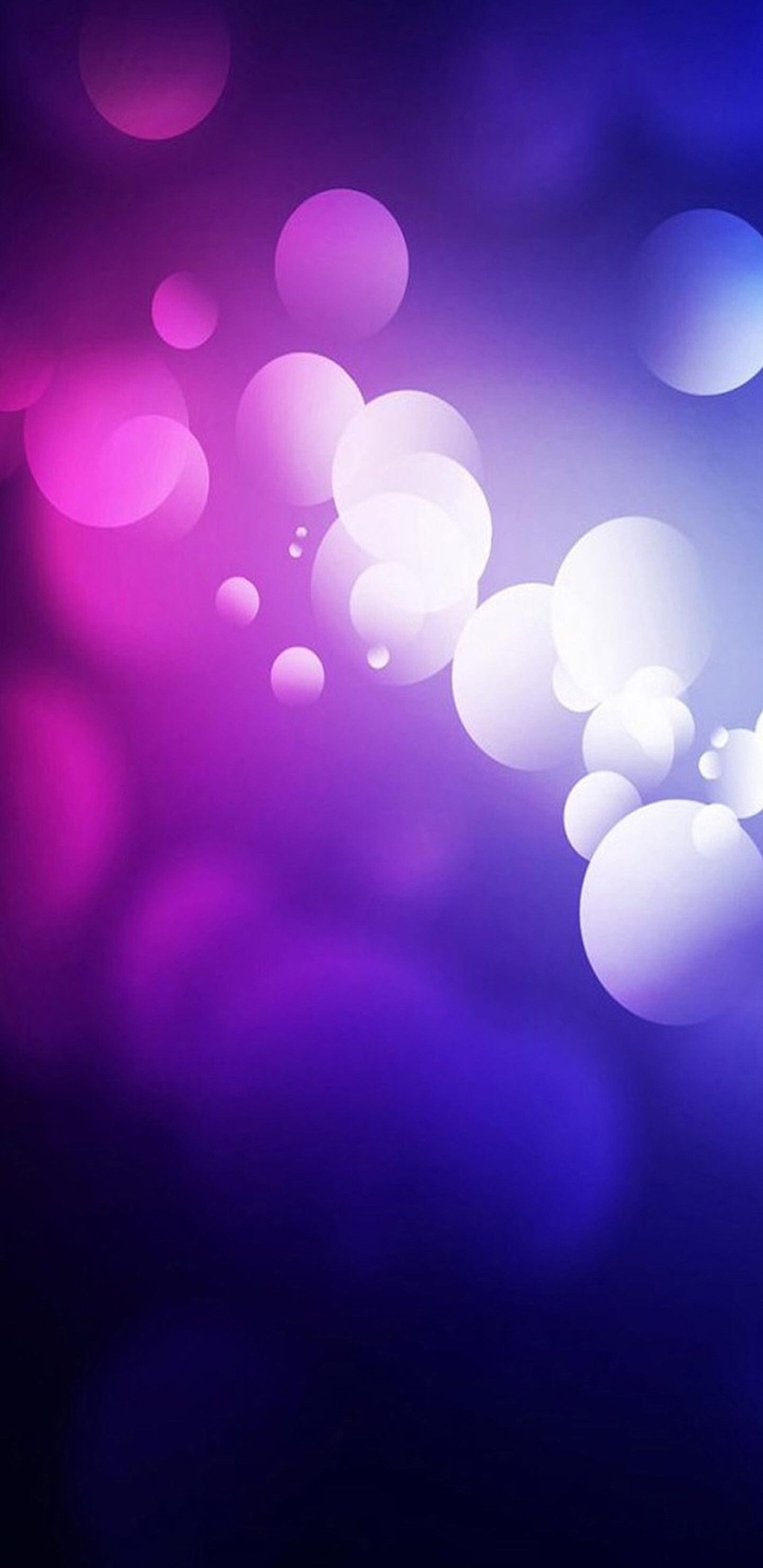 1440x2960 Blue, purple, minimal, abstract, wallpaper, galaxy, clean, beauty,