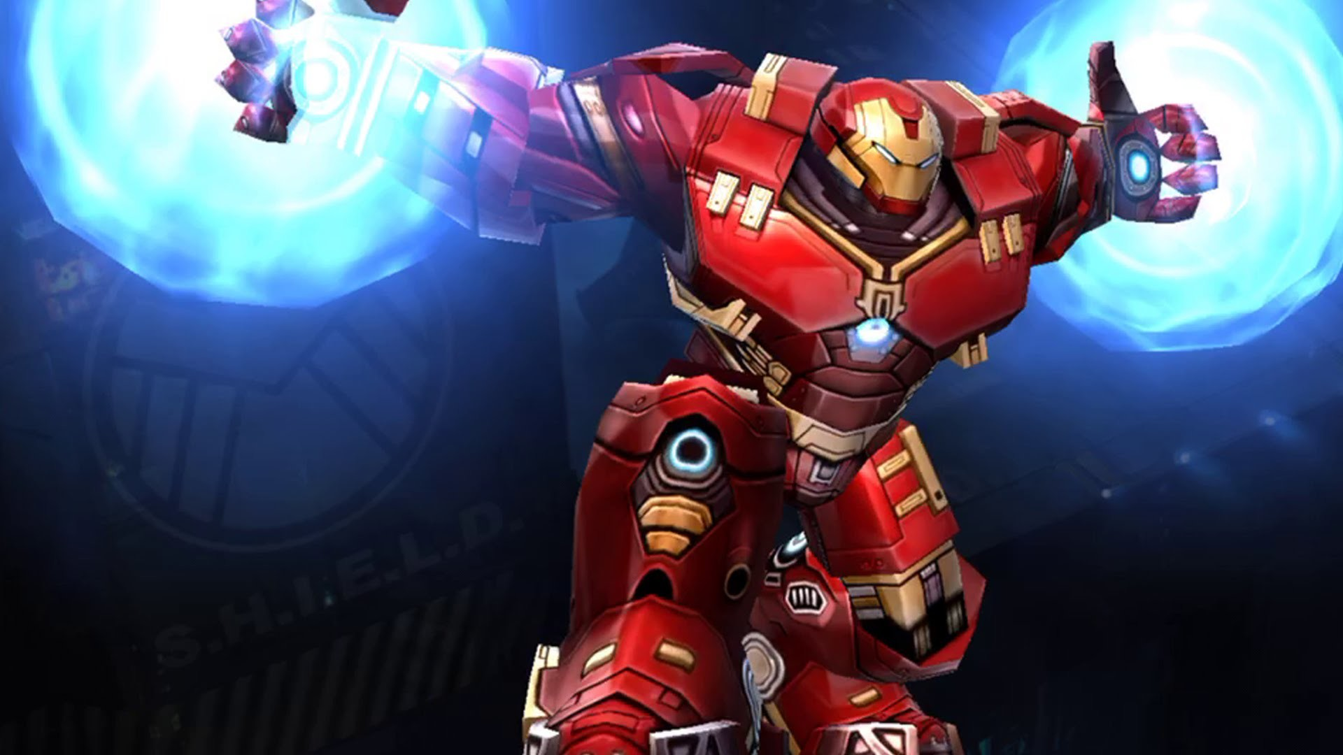 1920x1080 Marvel: Future Fight - Hulkbuster + Age of Ultron Movie Suits Update -  YouTube