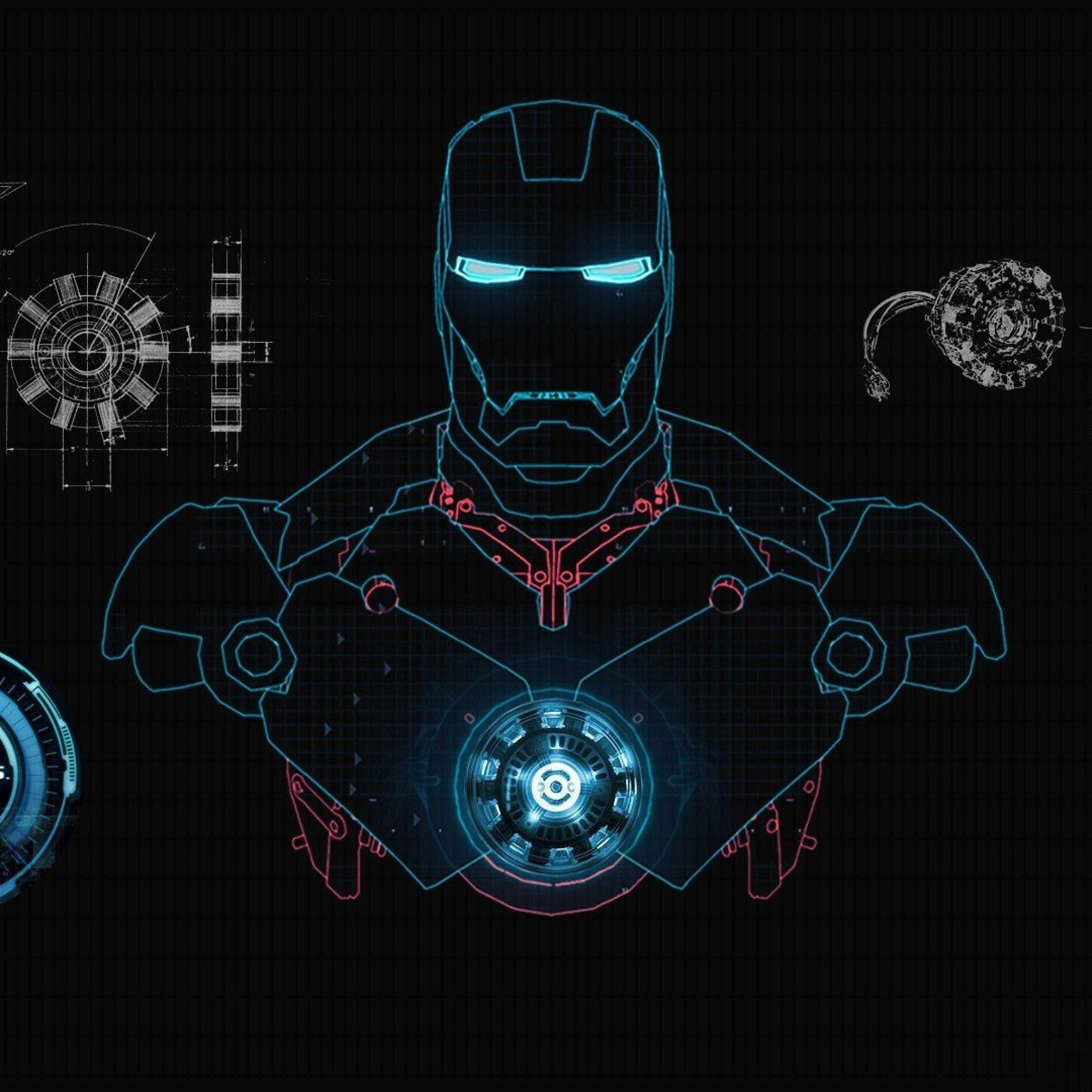 Iron Man Wallpaper 4k Iphone Bestpicture1org