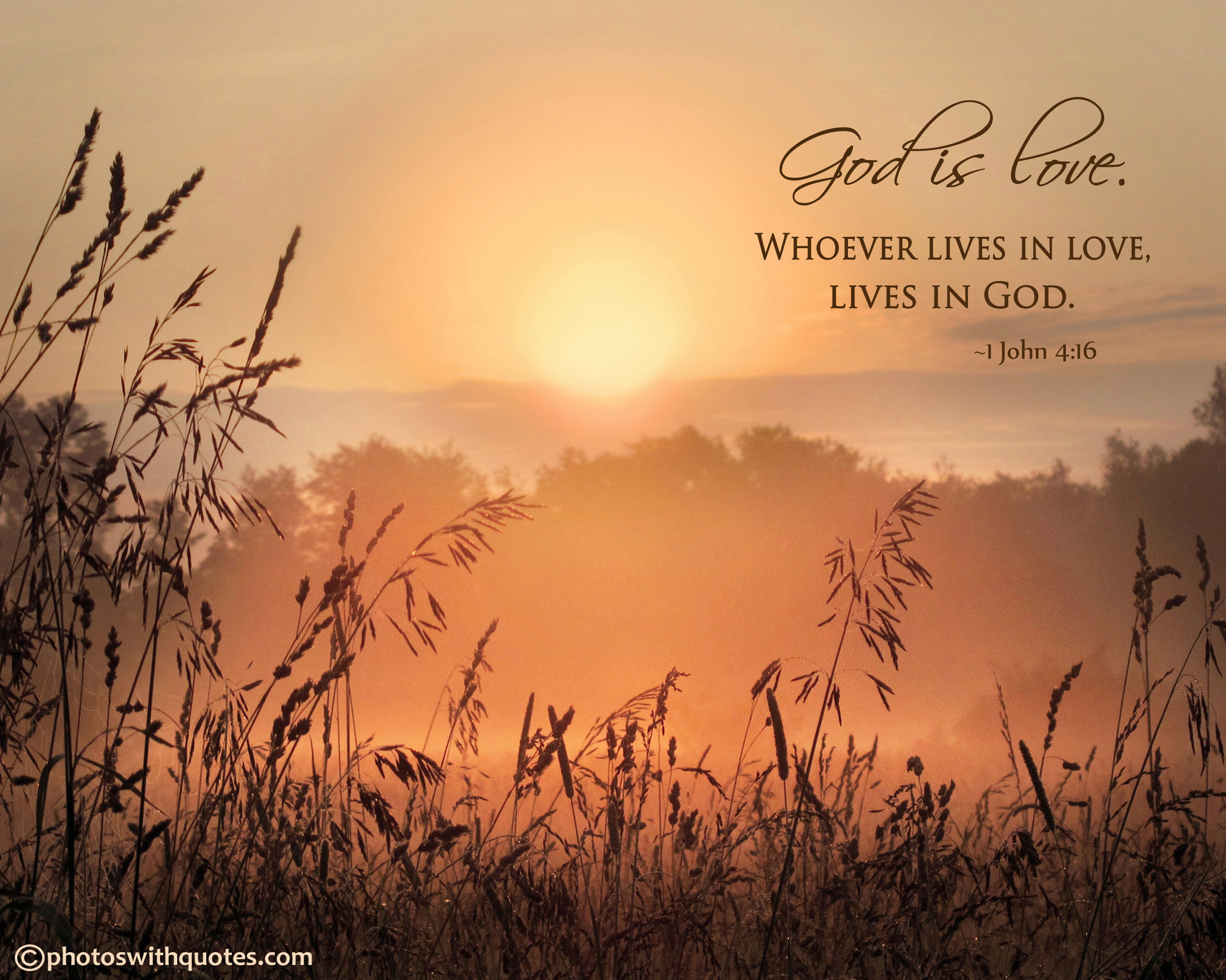 God Is Love Wallpaper 63 Images