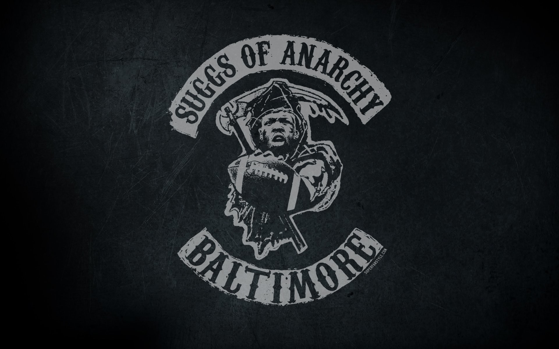1920x1200 Suggs of Anarchy Wallpaper