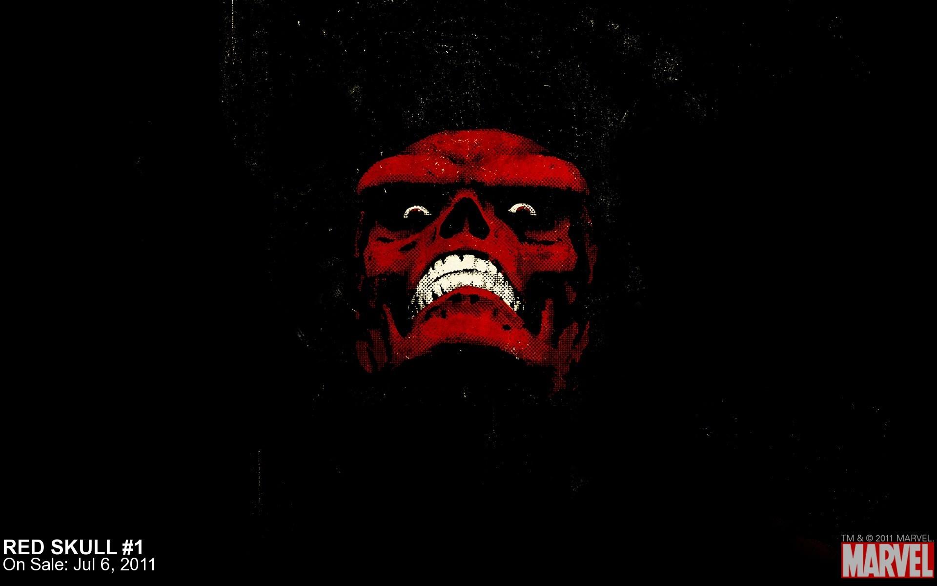 marvel red skull wallpaper (57+ images)