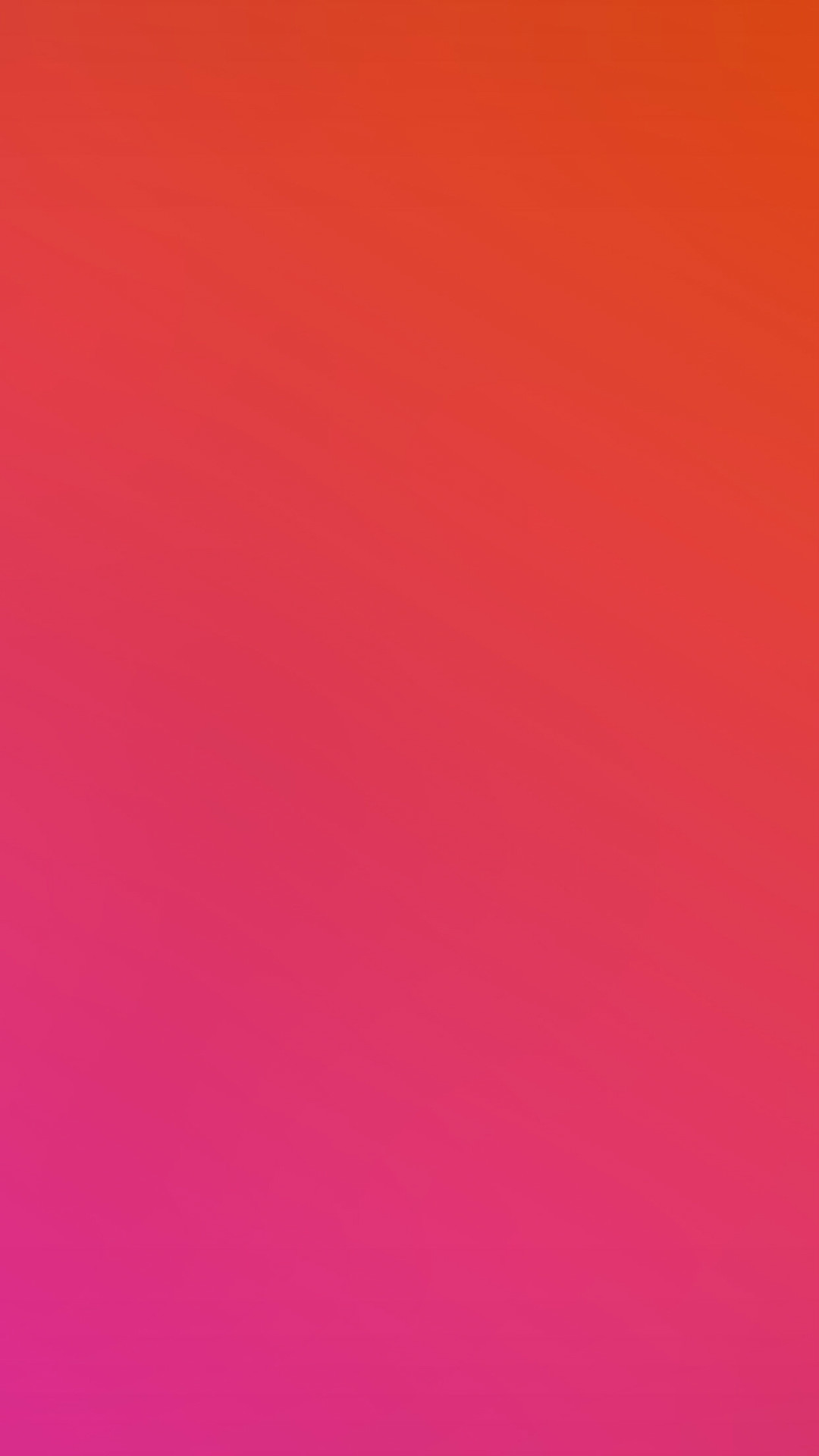 1080x1920 Red Orange Combination Inside Gradation Blur iPhone 6 wallpaper