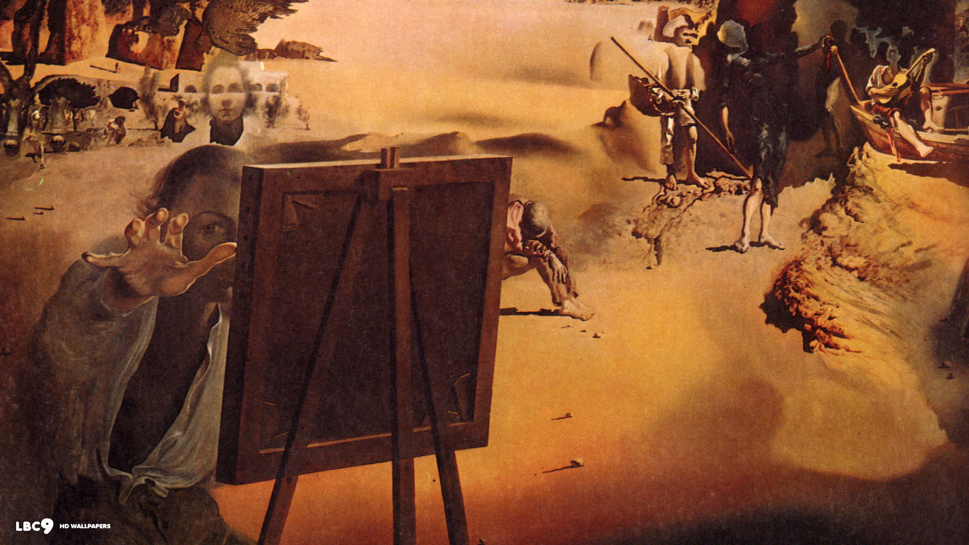 1920x1080 salvador dali wallpaper 1738 paintings hd backgrounds