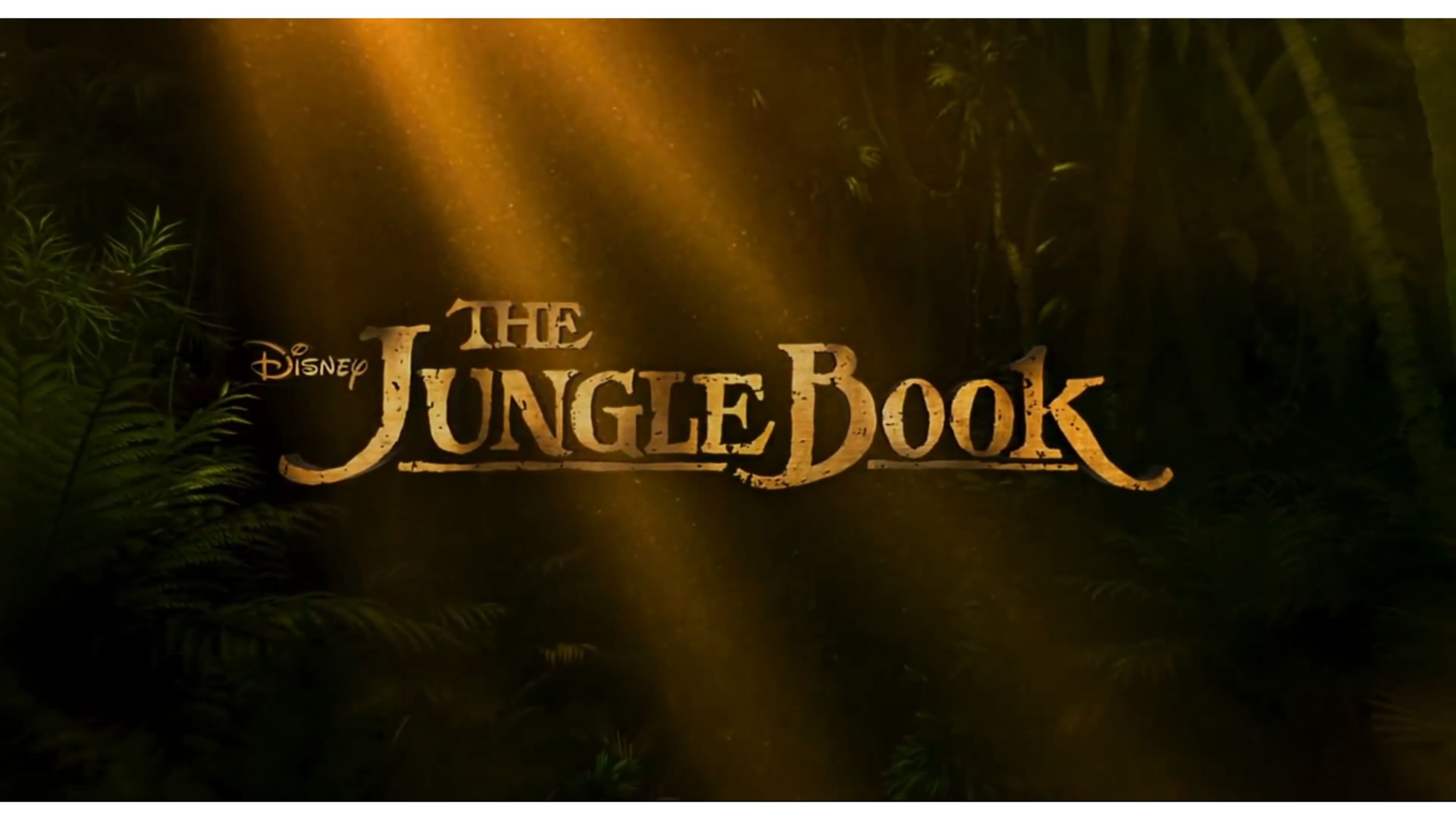 3840x2160 Disney Jungle Book Movie 4K Wallpaper