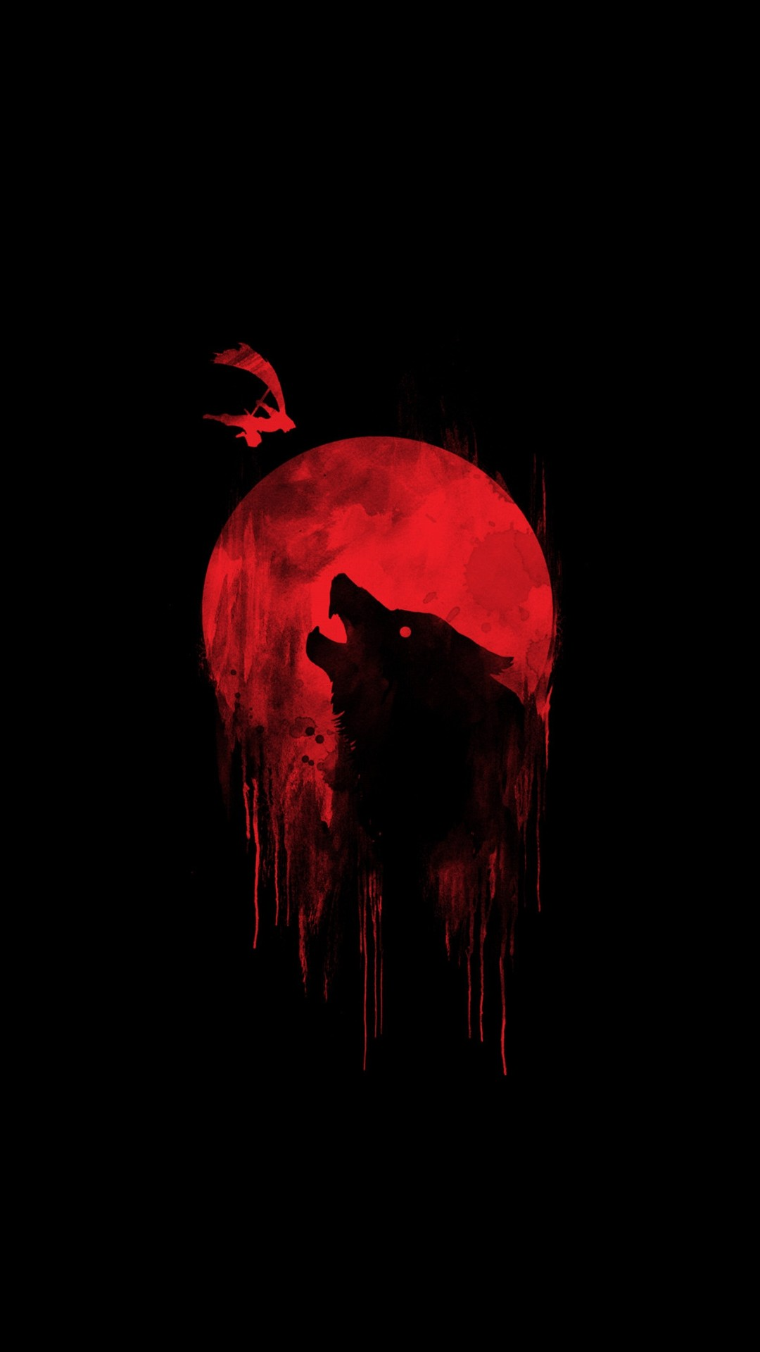 Red Moon Wallpaper 75 Images
