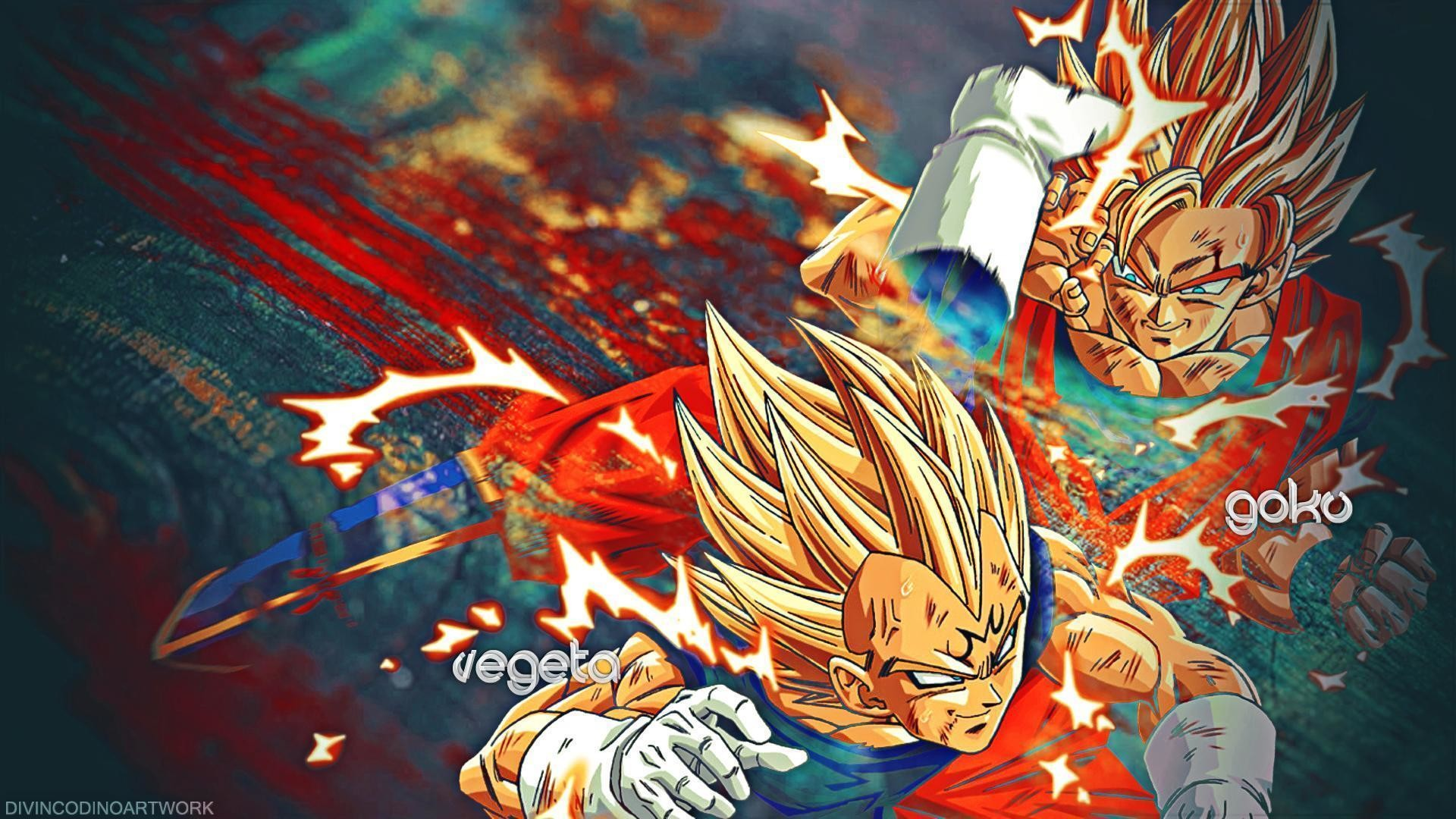 Dbz hd wallpaper 1920x1080 63 images - Images dragon ball z ...