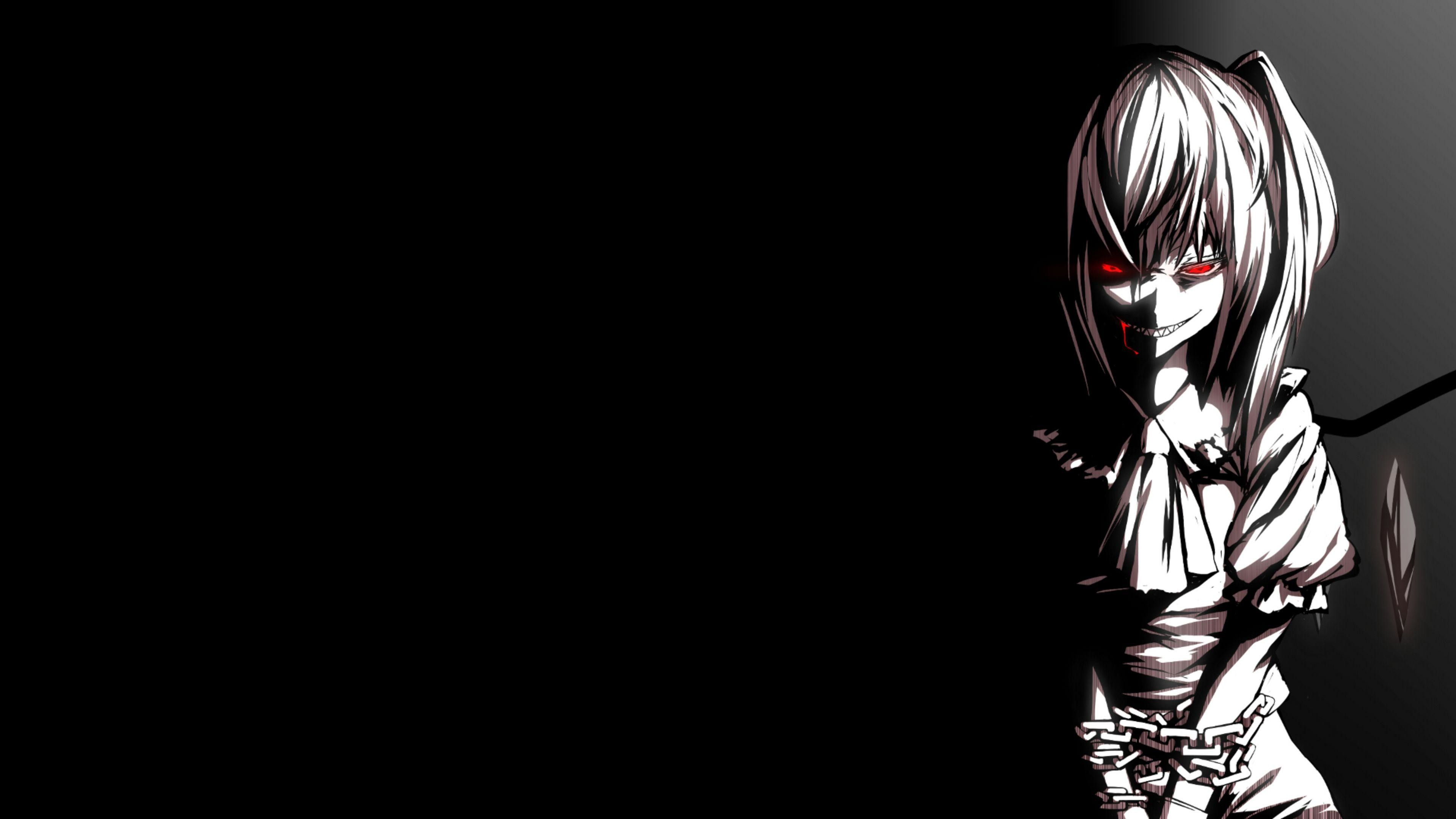 4k anime wallpaper 56 images - Dark anime background ...