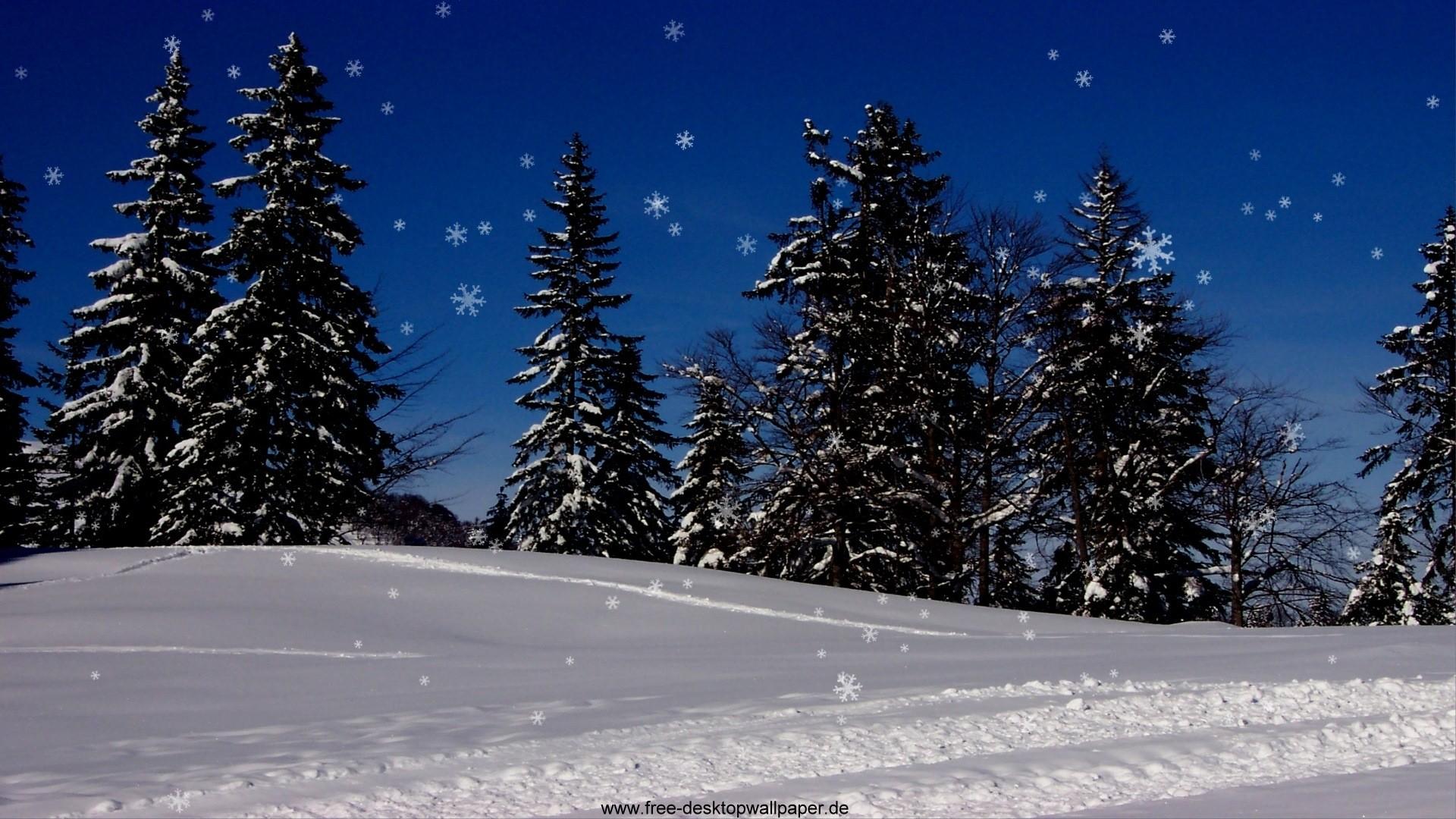 1920x1080 Wallpaper Night Snow Height City Winter