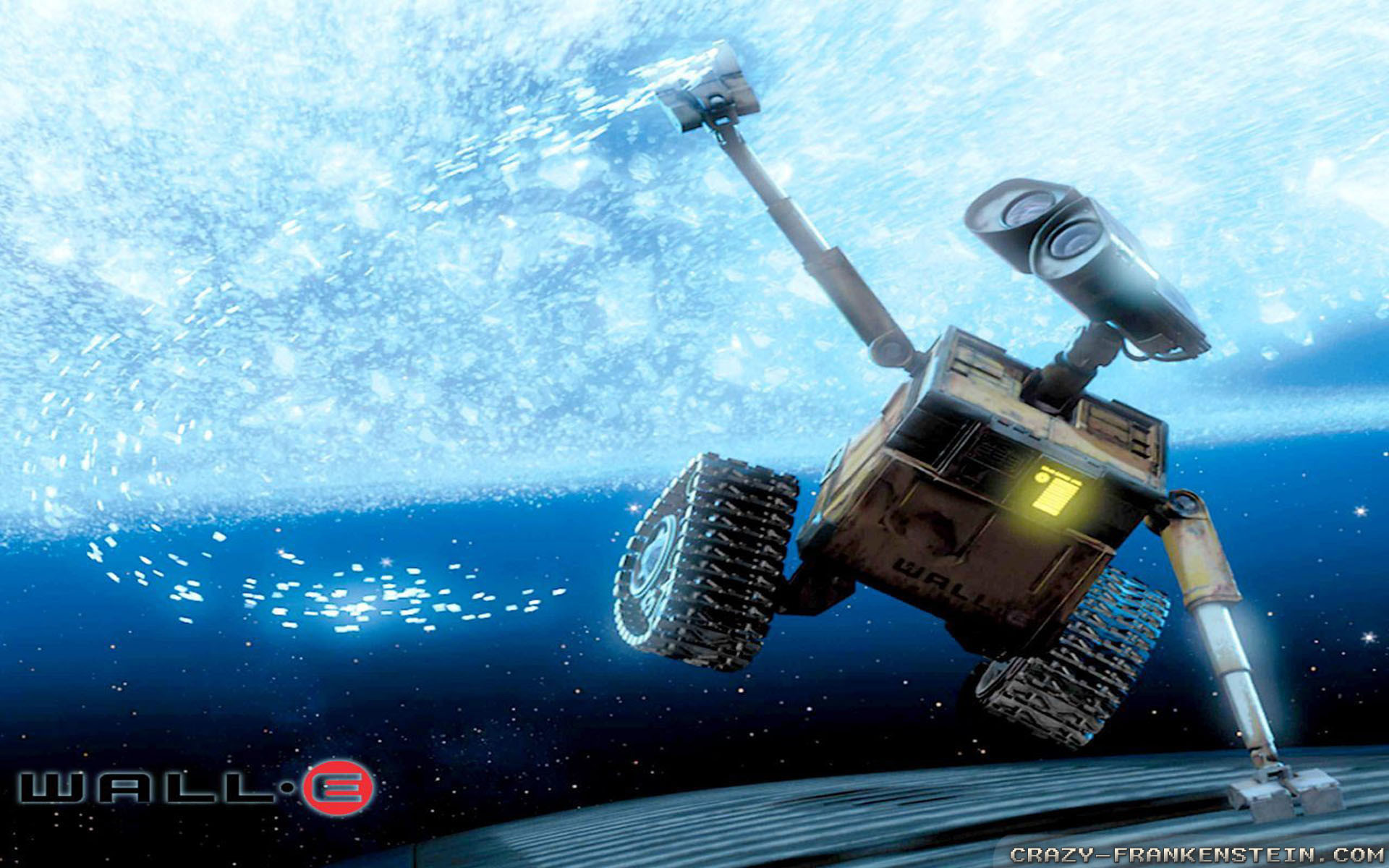 1920x1200 Wallpaper: Wall E Resolution: 1024x768 | 1280x1024 | 1600x1200. Widescreen  Res: 1440x900 | 1680x1050 |