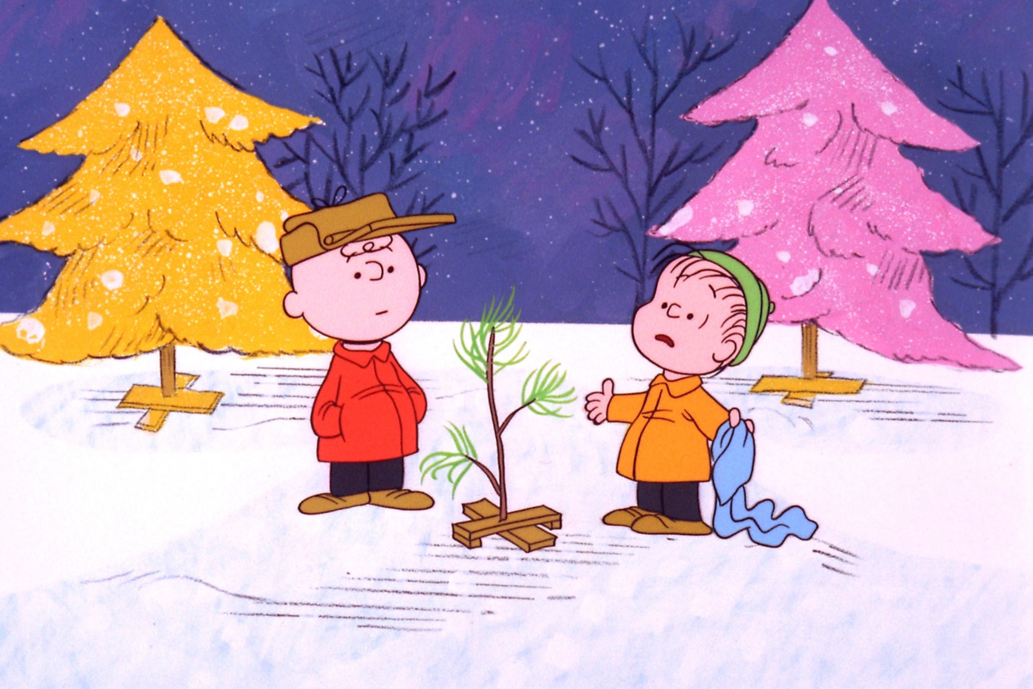 2070x1380 A Charlie Brown Christmas airs Thursday, Nov. 30 at 8/7c on ABC.