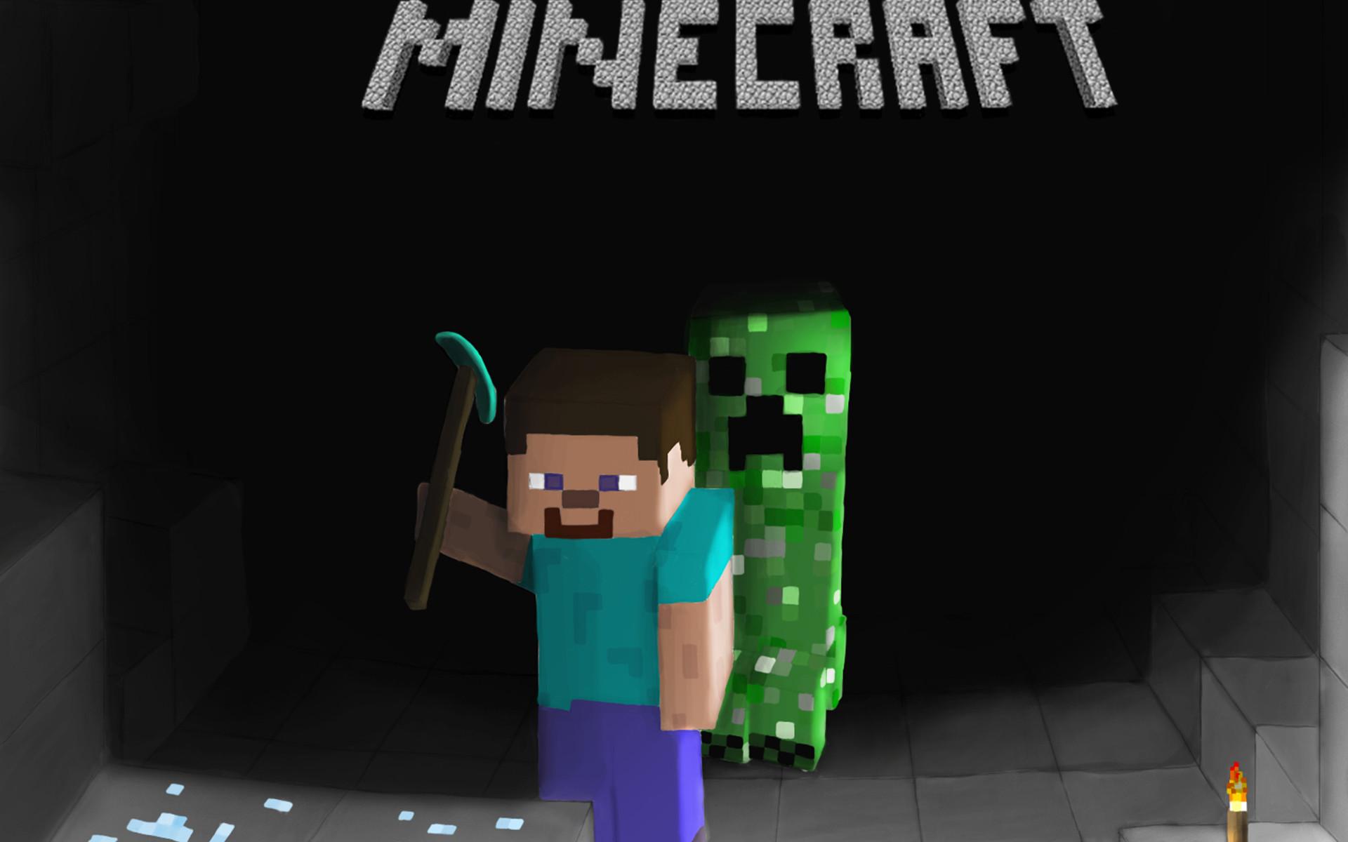 Minecraft Desktop Back...