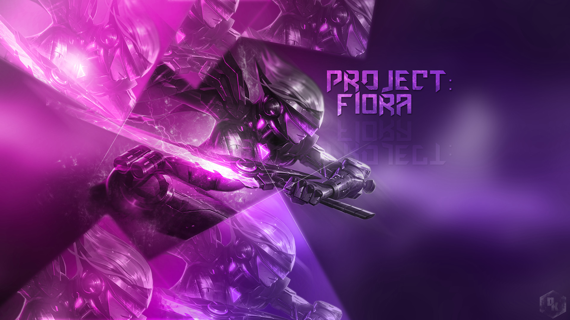 1920x1080 PROJECT: Fiora wallpaper