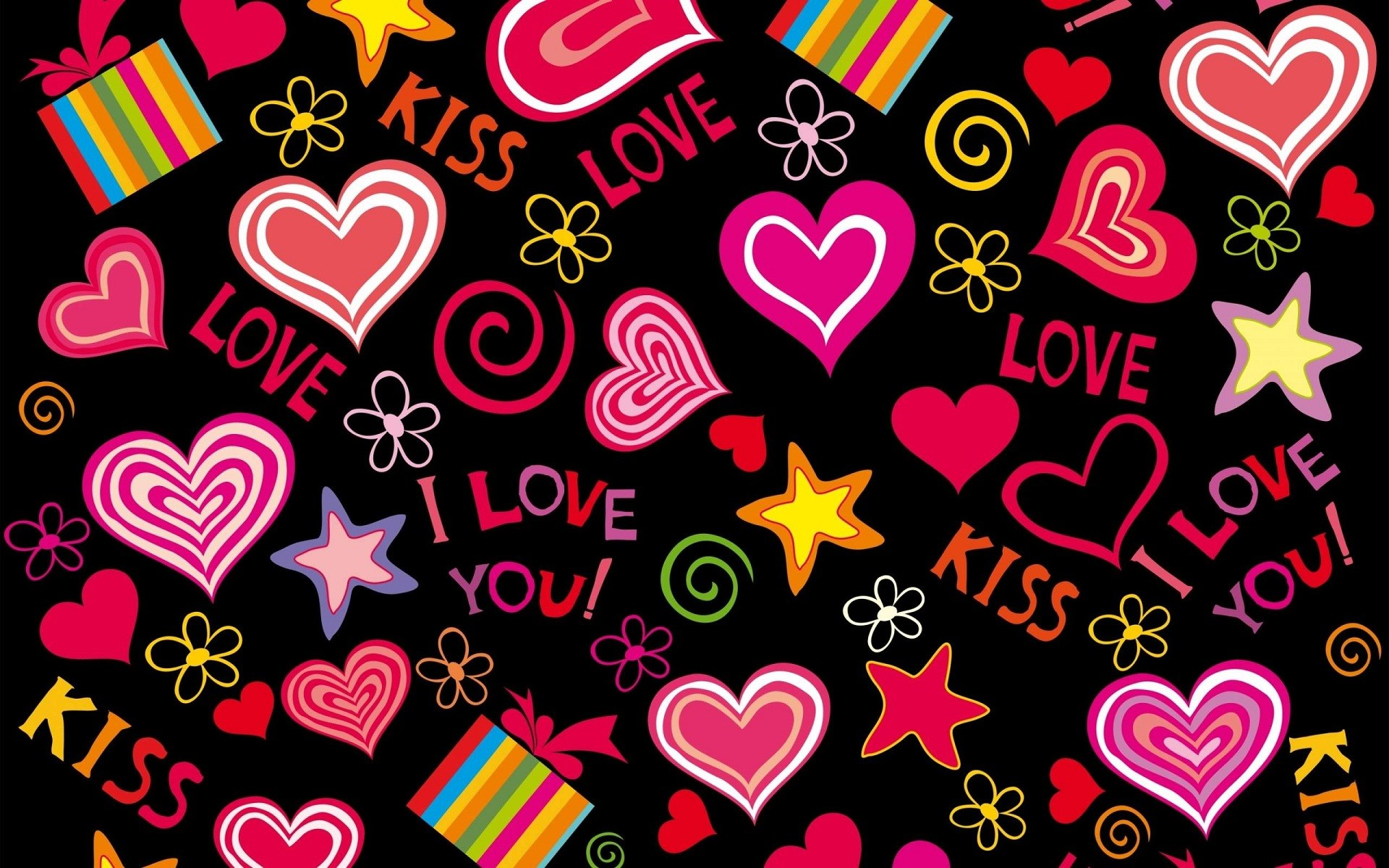 Hearts Love Wallpapers 58 Images