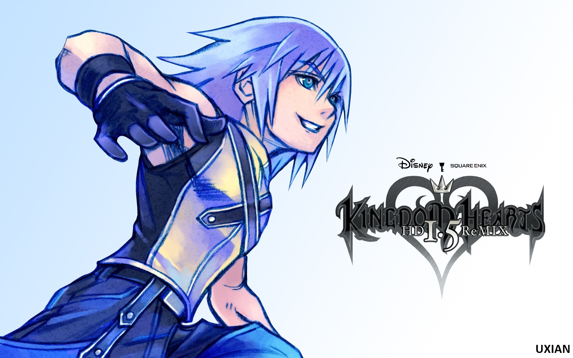 Kingdom Hearts Riku Wallpaper 70 Images