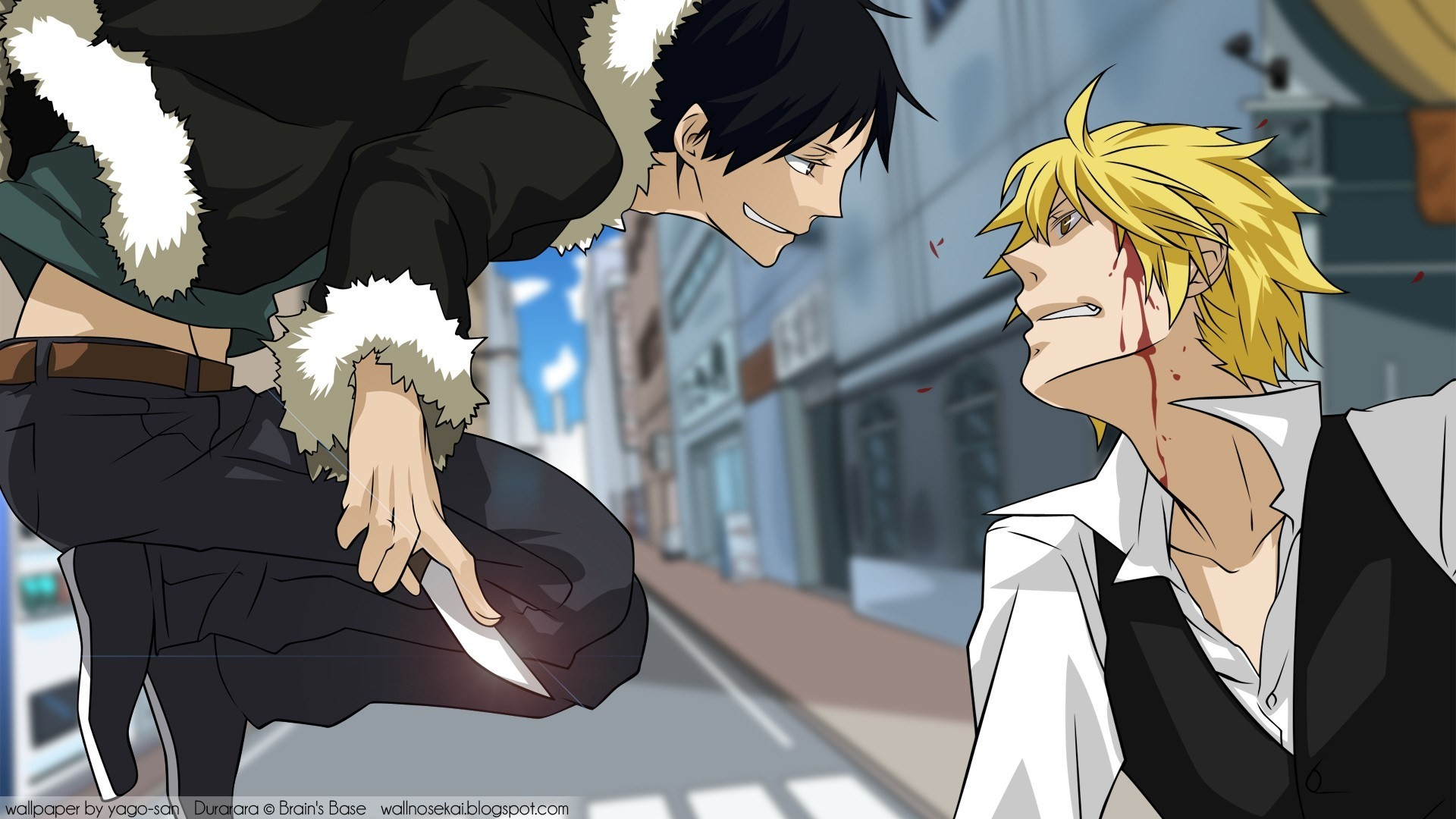 1920x1080 Anime Wallpapers Durarara!! HD 4K Download For Mobile iPhone & PC