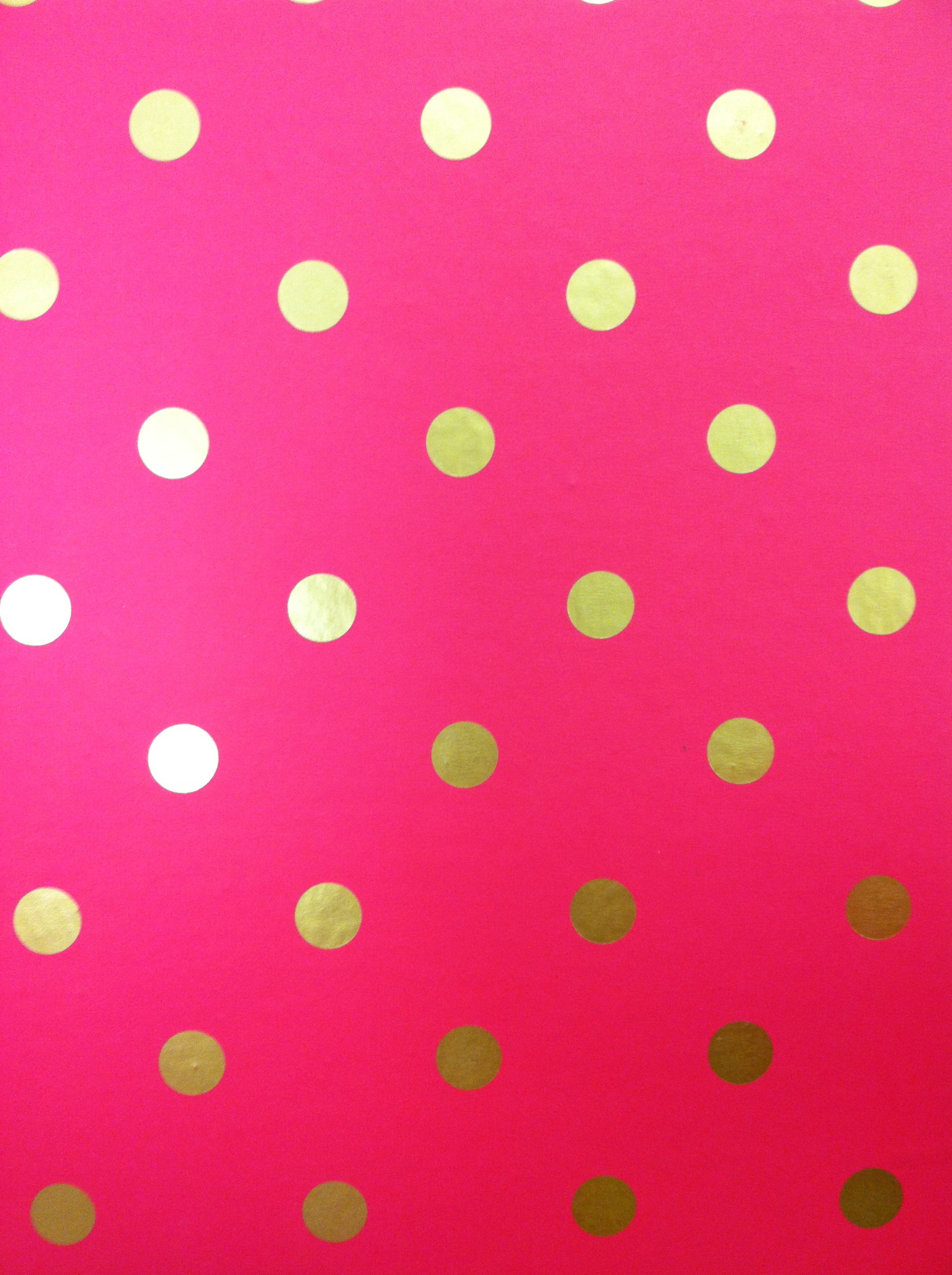 Gold Polka Dot Wallpaper 55 Images