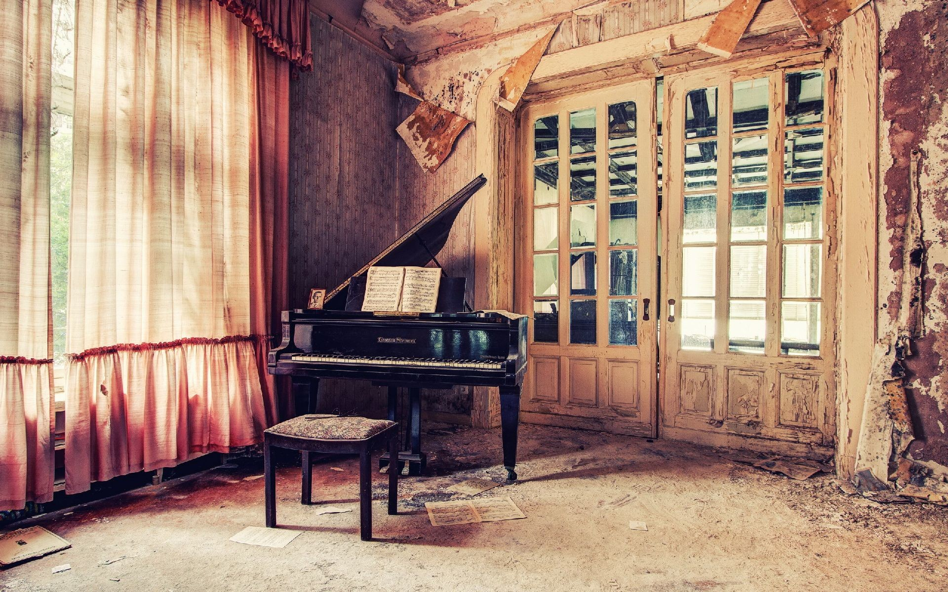 1920x1200 Bild: Classic Piano wallpapers and stock photos. Â«